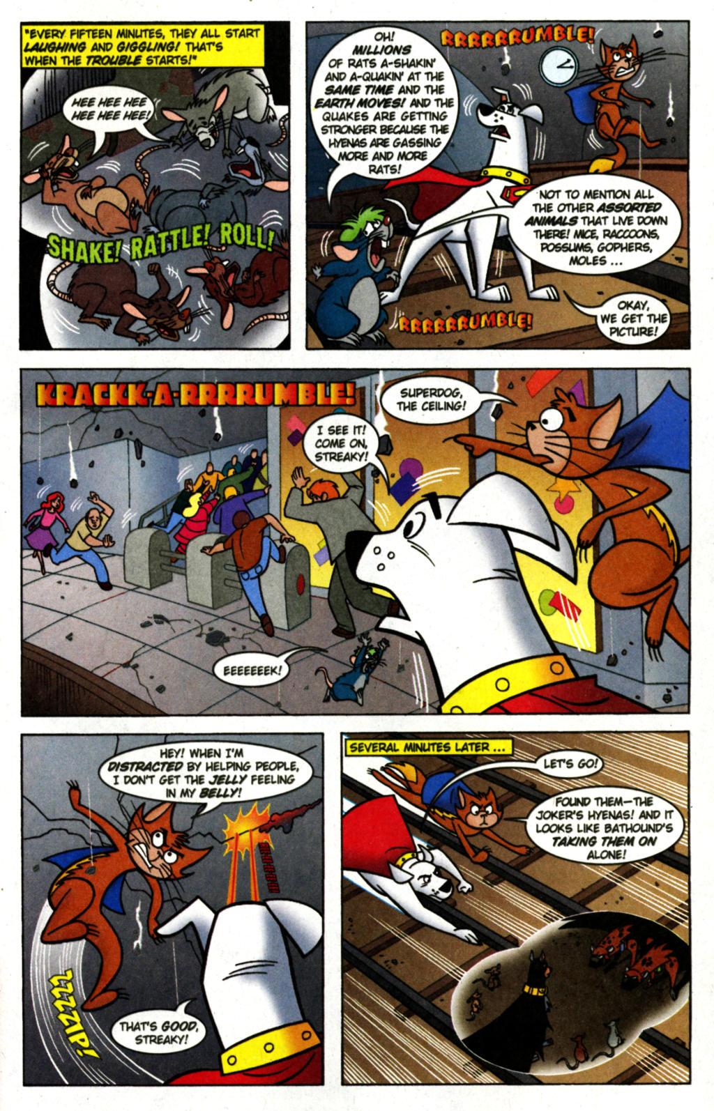 Read online Krypto the Superdog comic -  Issue #1 - 17