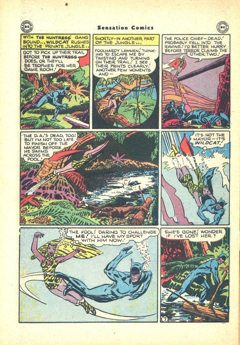 Read online Sensation (Mystery) Comics comic -  Issue #68 - 48