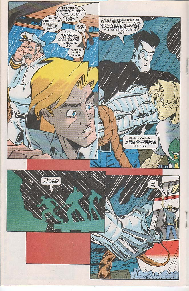 Excalibur (1988) issue 114 - Page 14