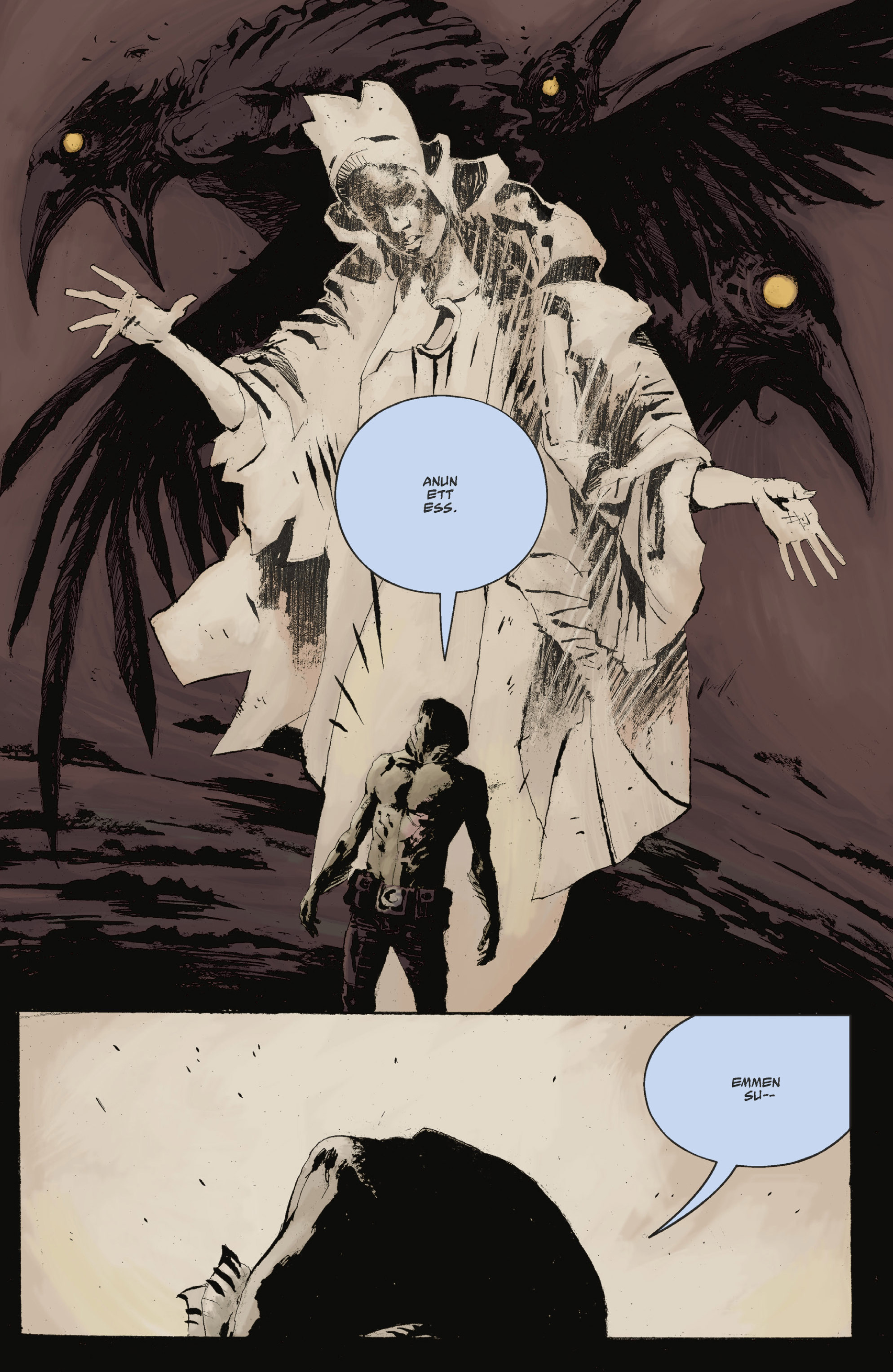 Read online Abe Sapien: The Drowning comic -  Issue #Abe Sapien: The Drowning _TPB - 92