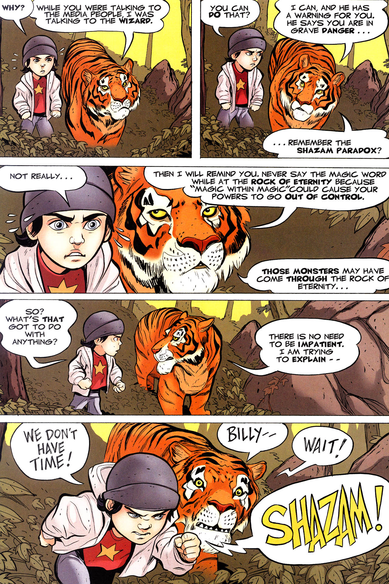 Read online Shazam!: The Monster Society of Evil comic -  Issue #3 - 50