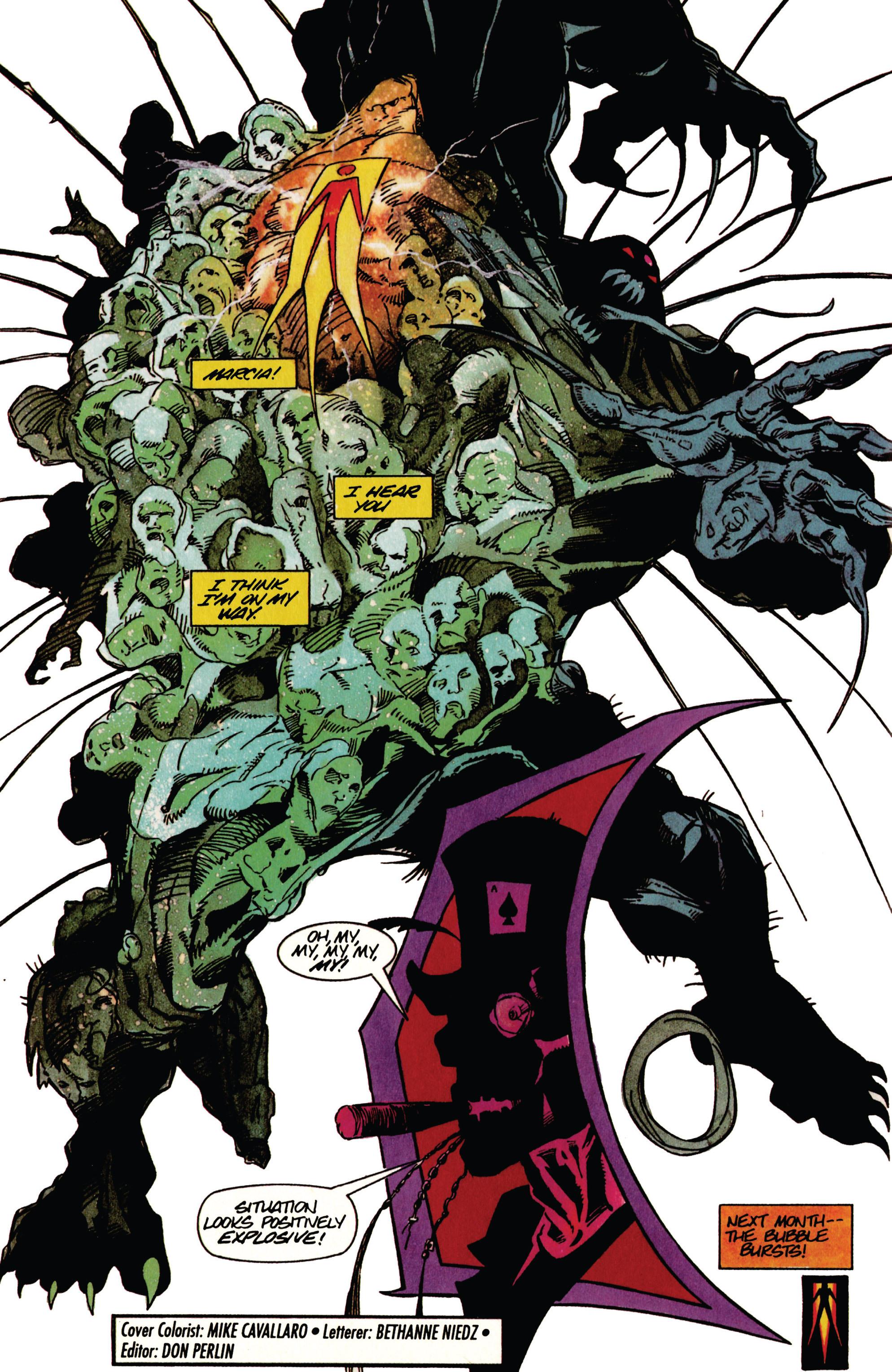 Read online Shadowman (1992) comic -  Issue #32 - 22