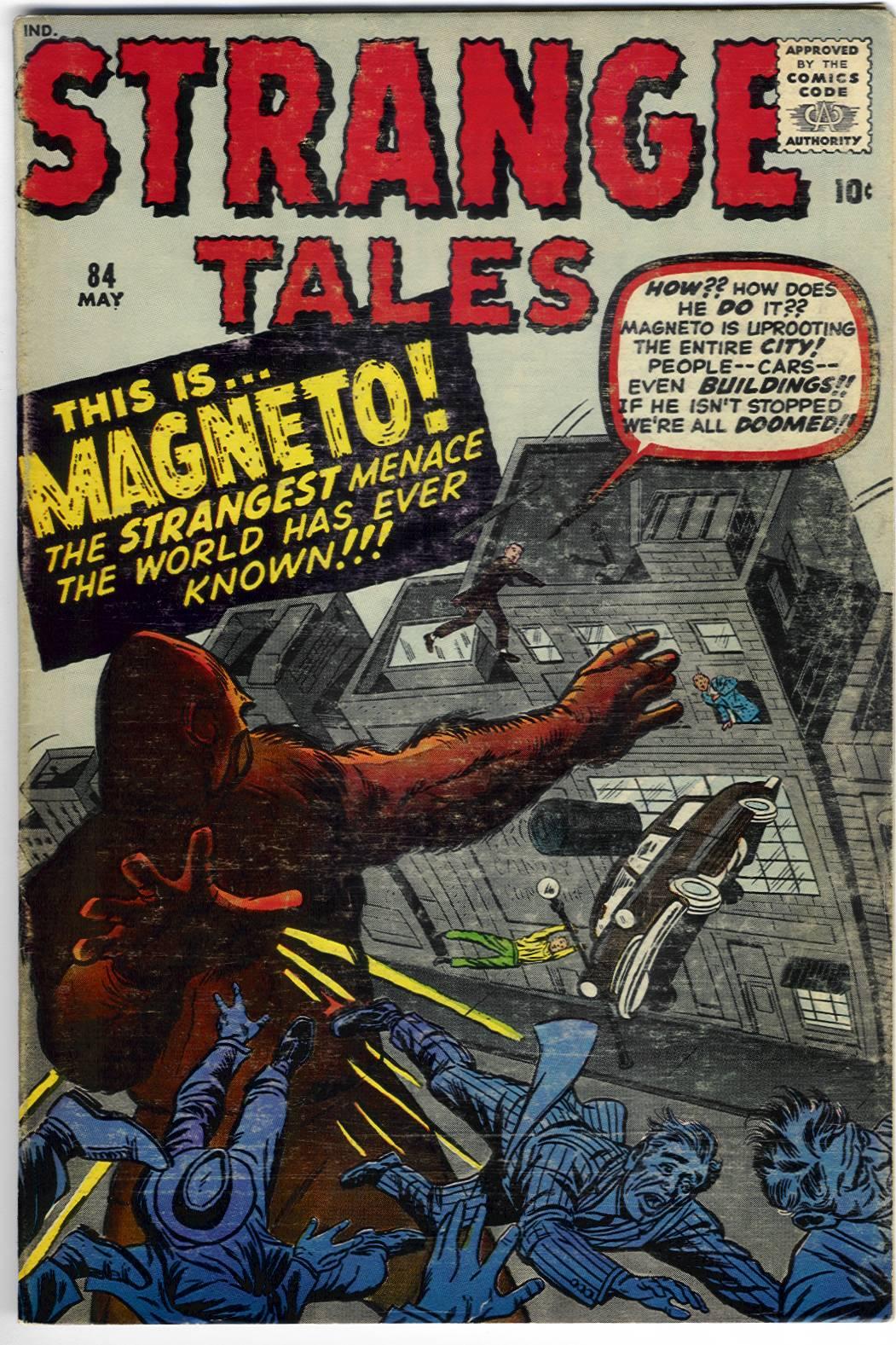 Strange Tales (1951) 84 Page 1