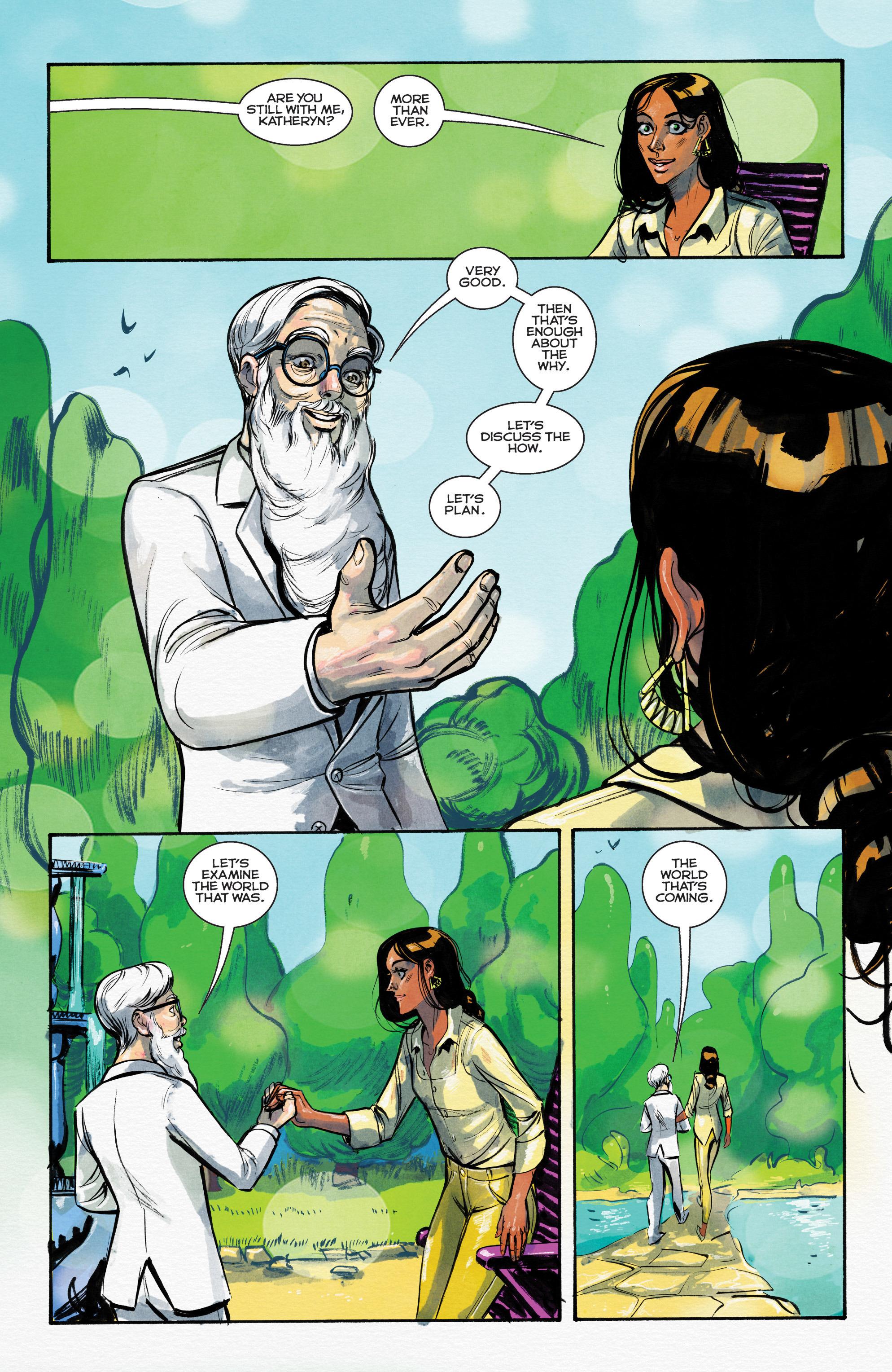 Read online Shutter comic -  Issue #15 - 7