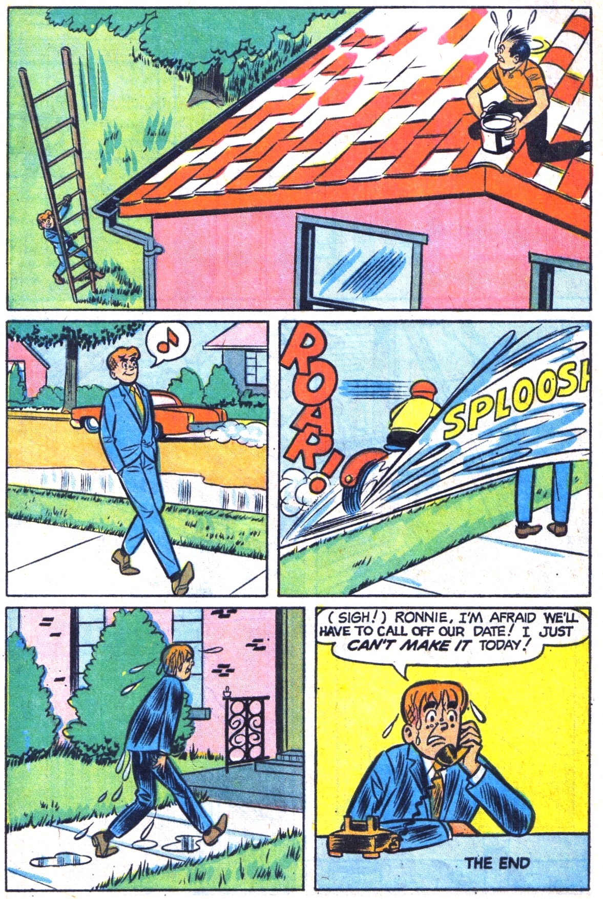 Read online Archie (1960) comic -  Issue #178 - 8