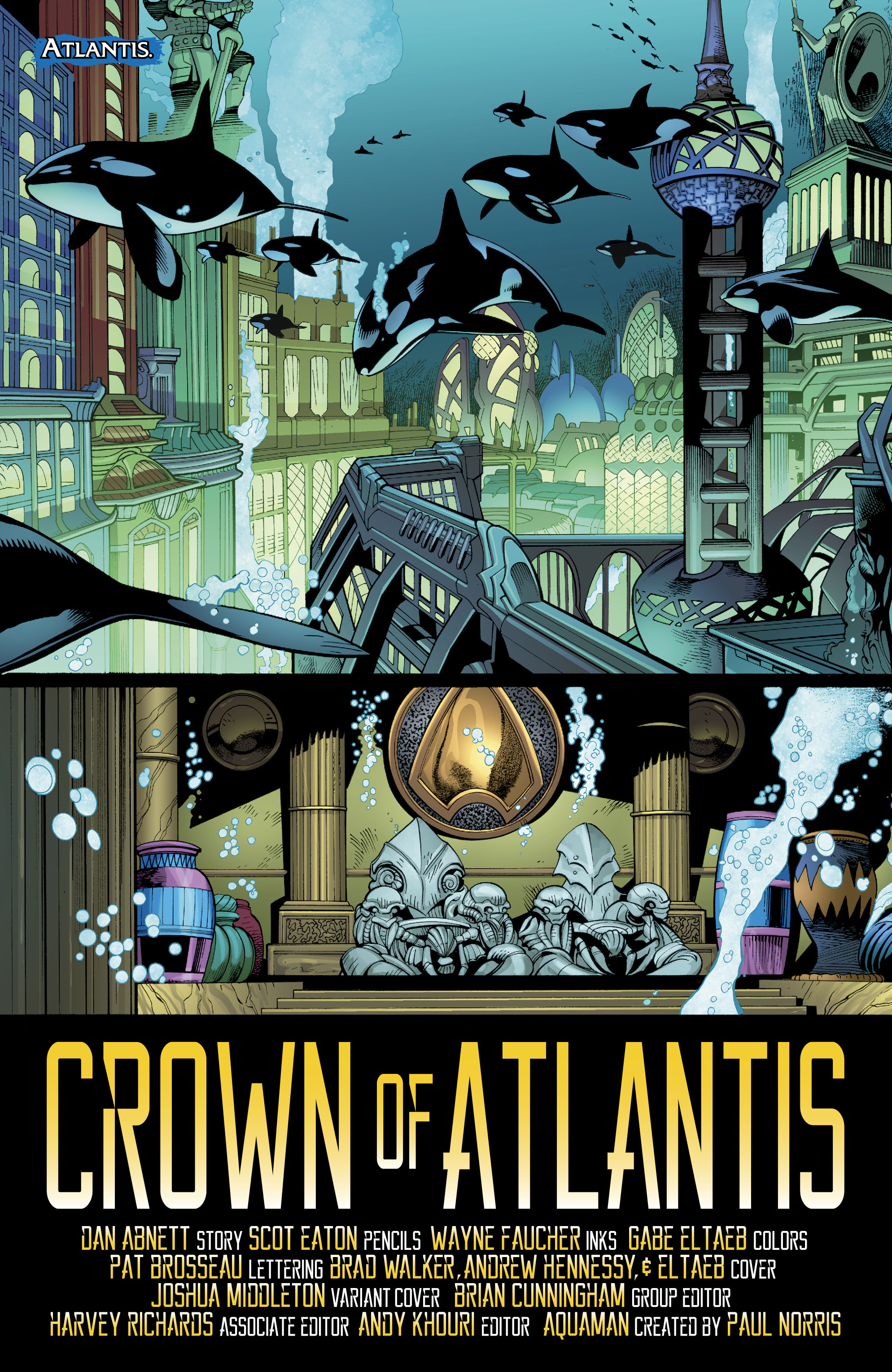 Read online Aquaman (2016) comic -  Issue #23 - 4