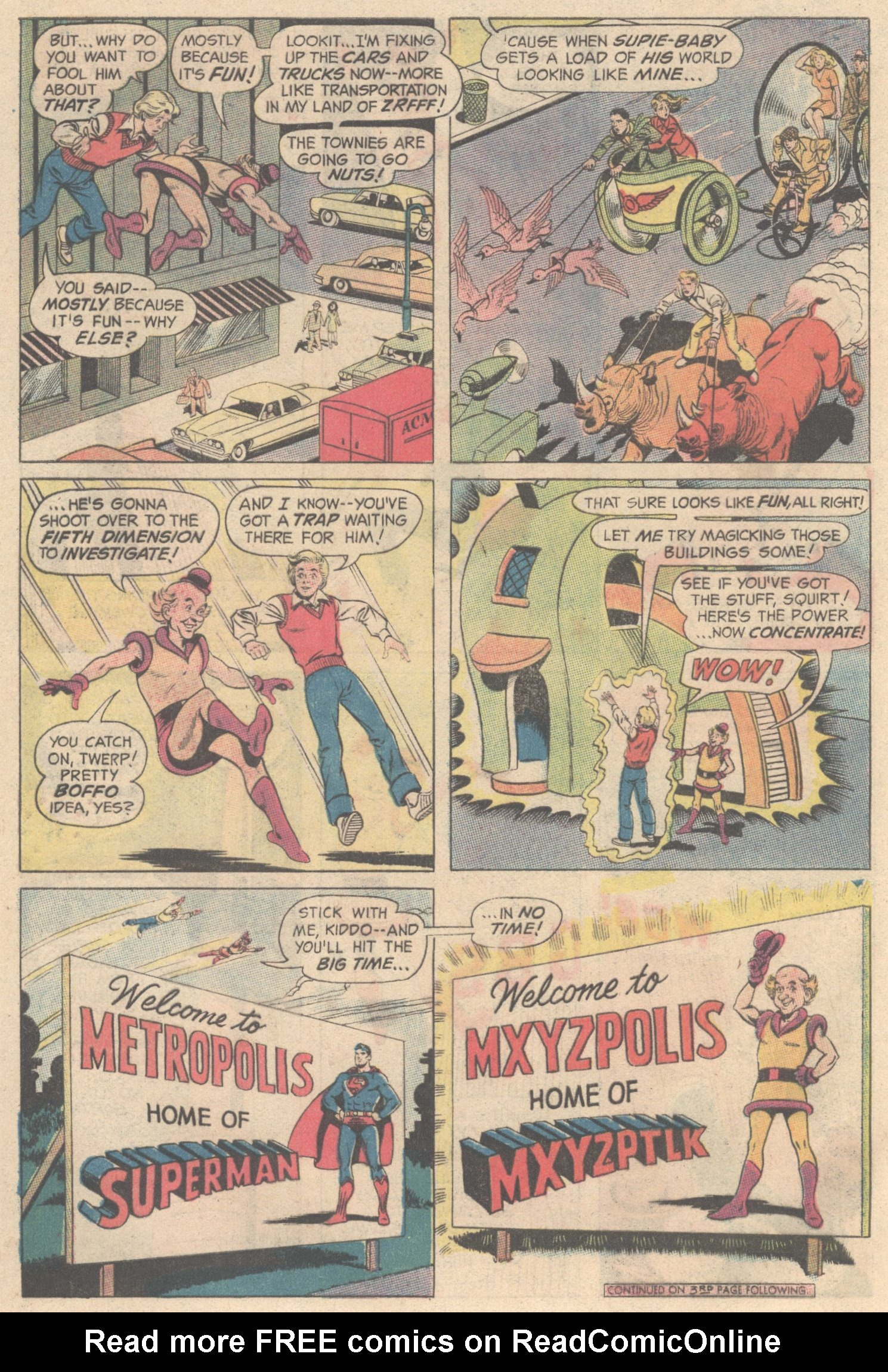 Read online Action Comics (1938) comic -  Issue #460 - 28