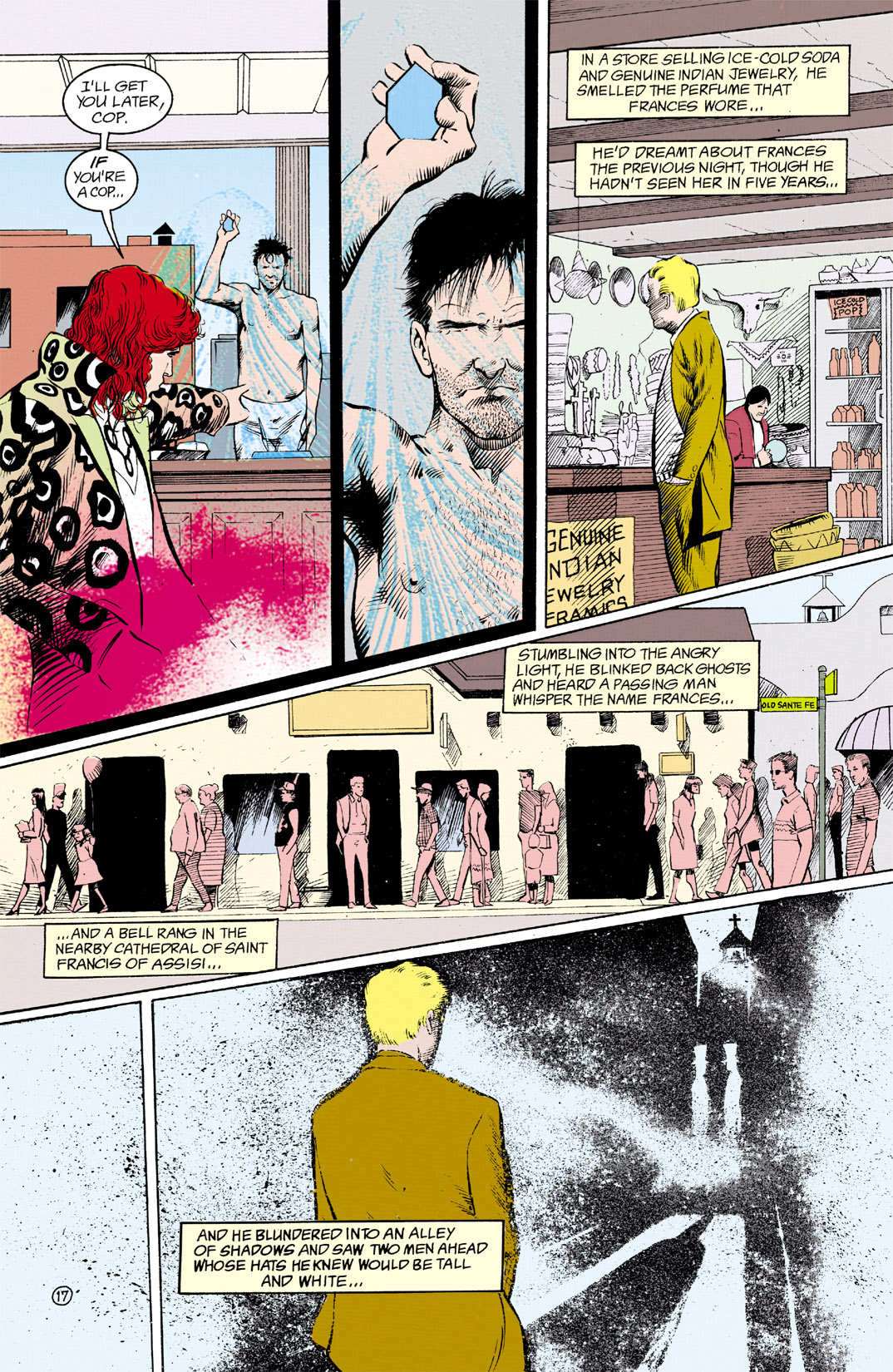 Read online Shade, the Changing Man comic -  Issue #12 - 18