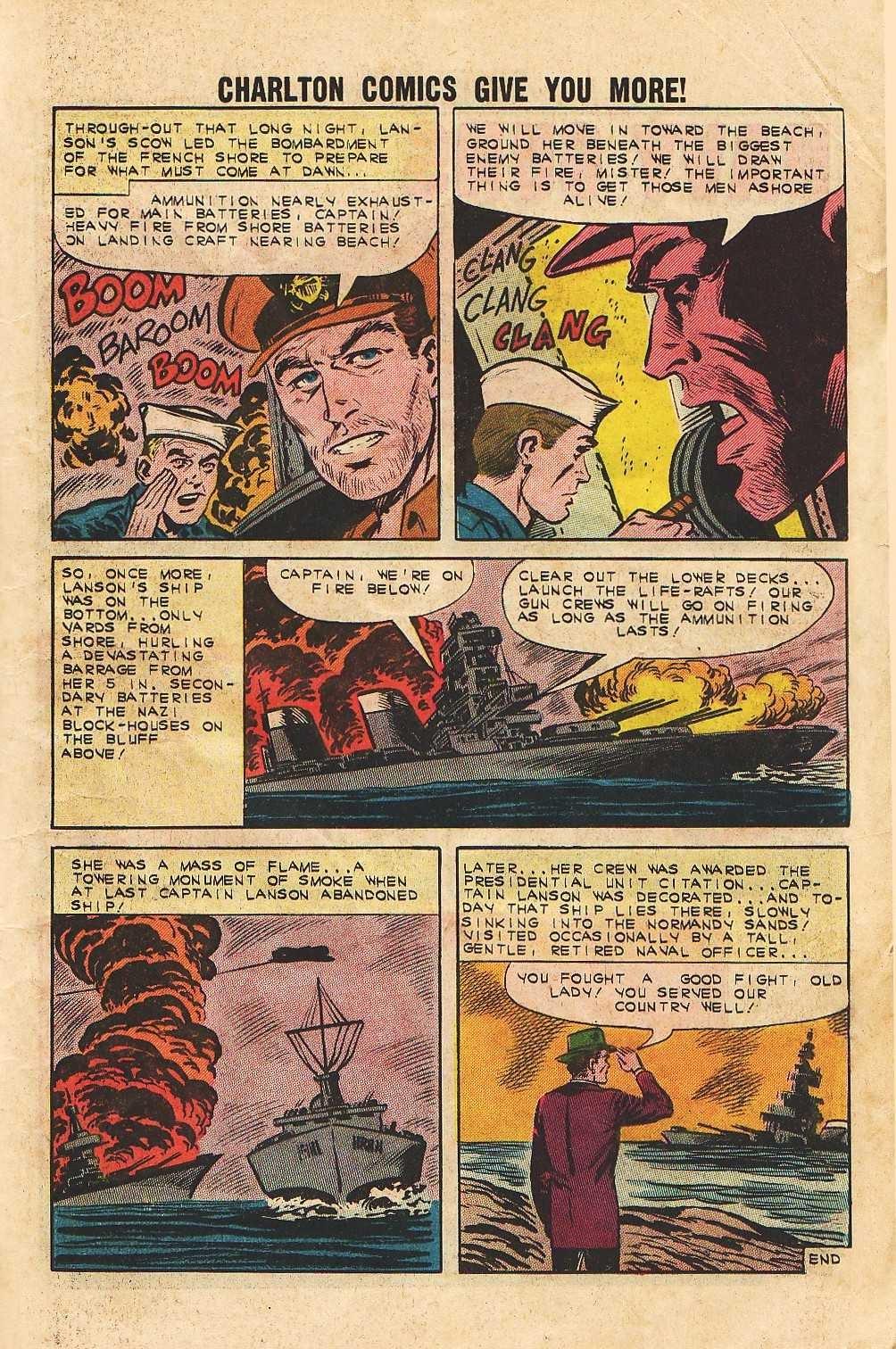 Read online Fightin' Navy comic -  Issue #105 - 11