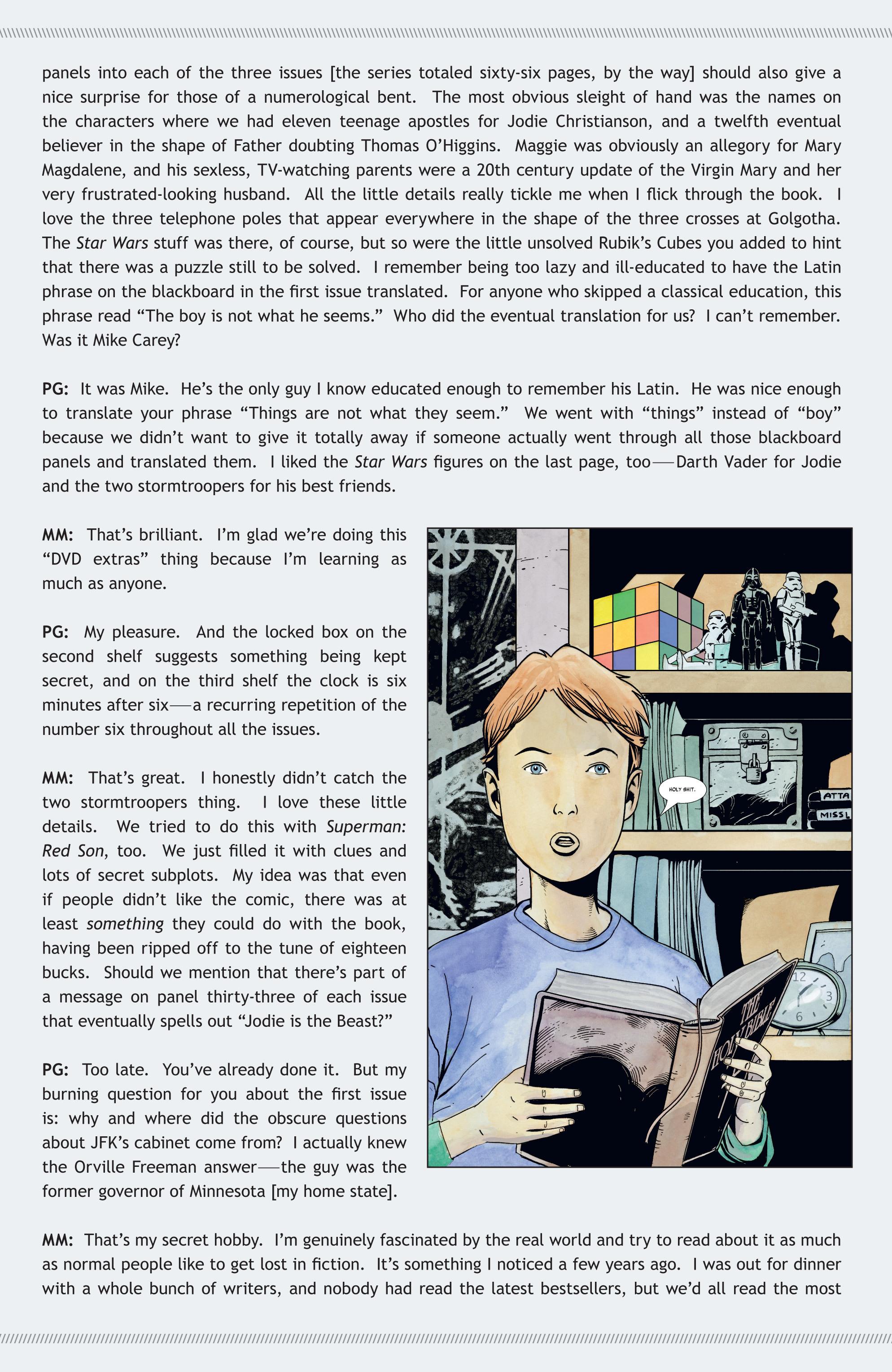 Read online American Jesus comic -  Issue # TPB - 81