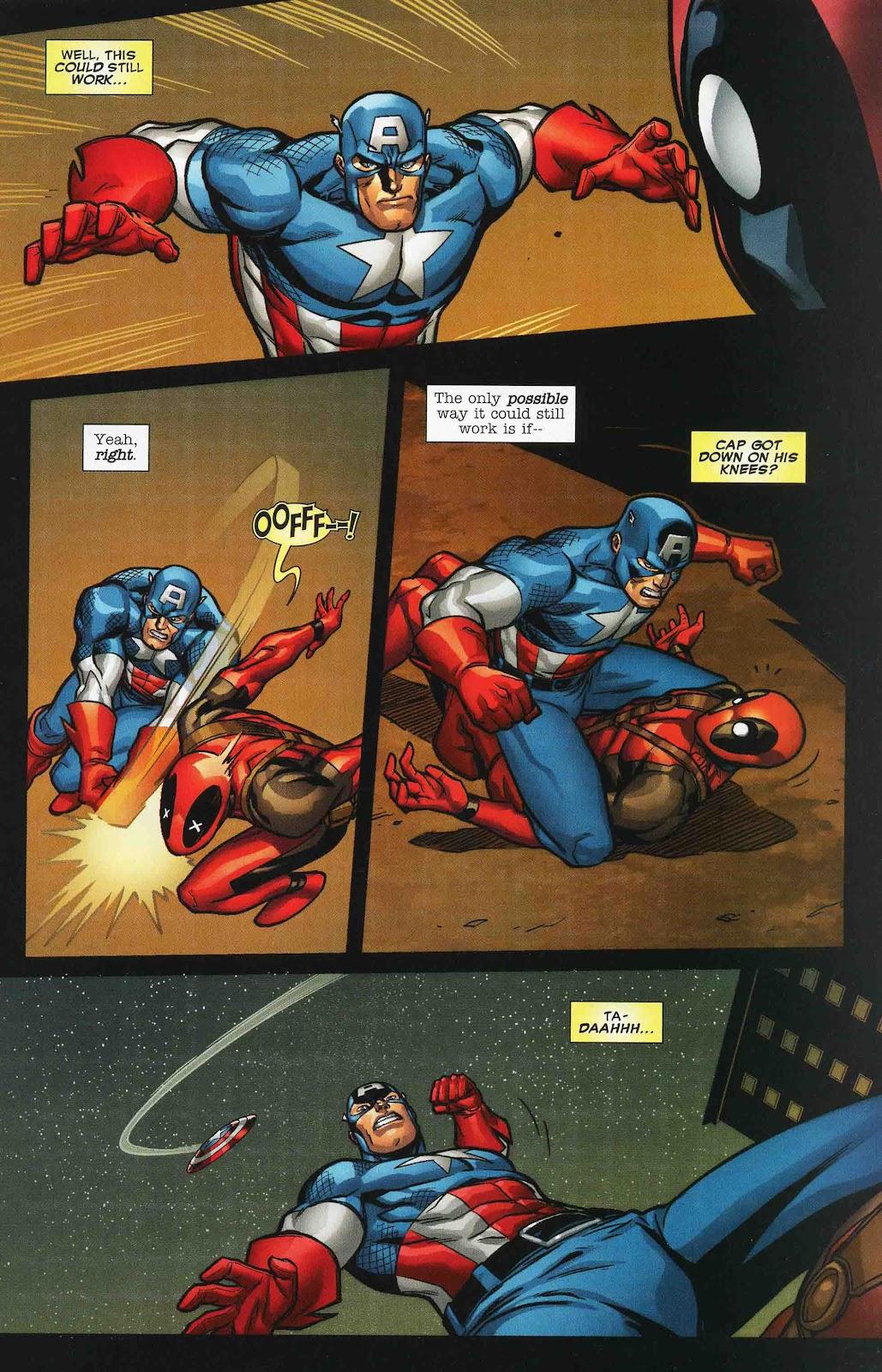 Read online Deadpool (2008) comic -  Issue #47 - 9
