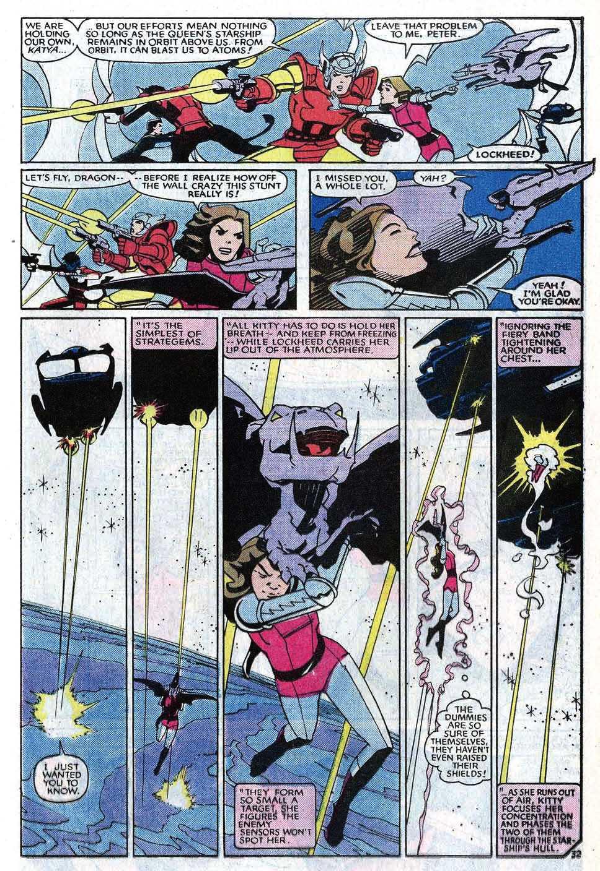 Read online Uncanny X-Men (1963) comic -  Issue # _Annual 8 - 39