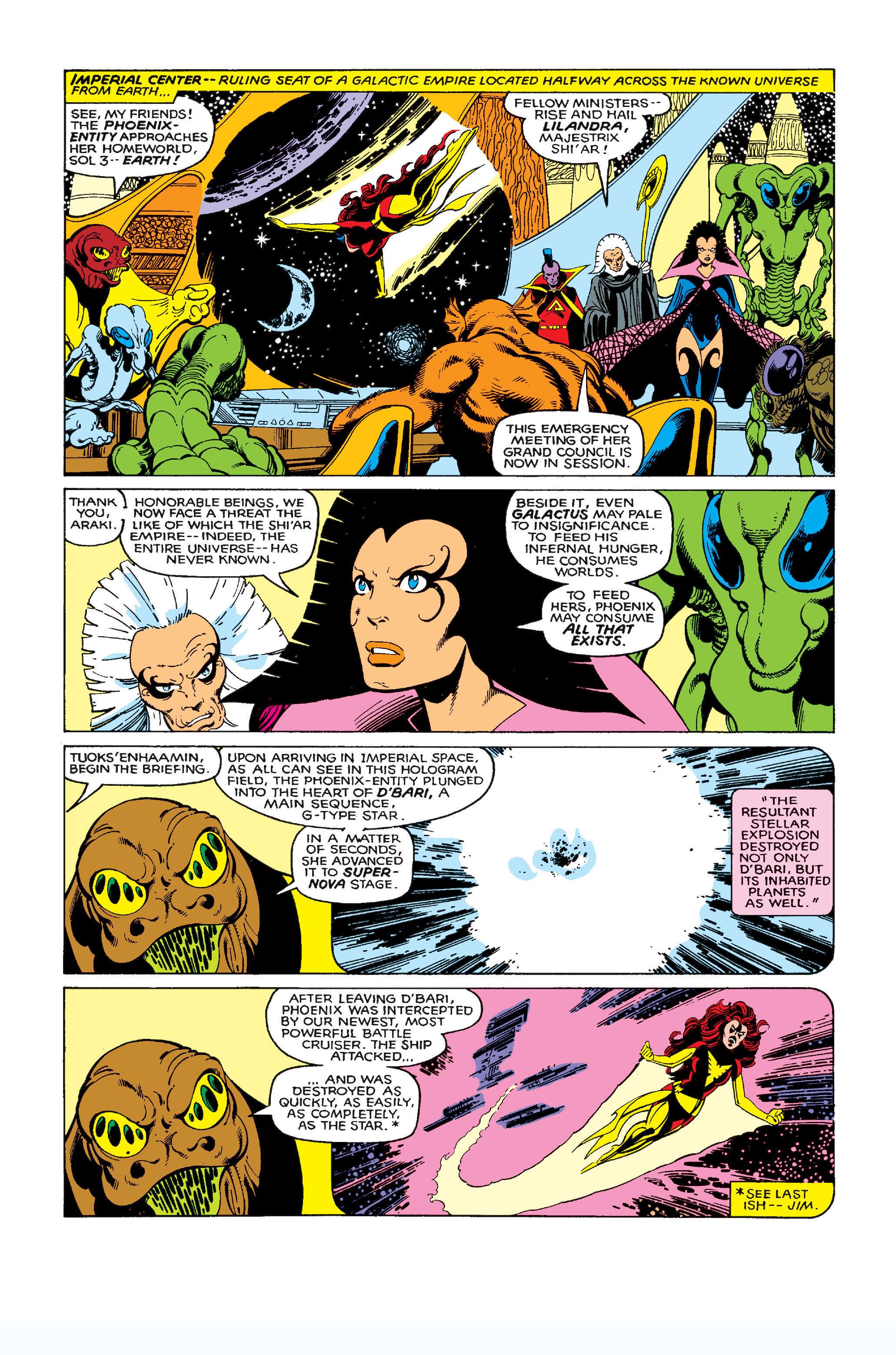 Read online Uncanny X-Men (1963) comic -  Issue #136 - 3