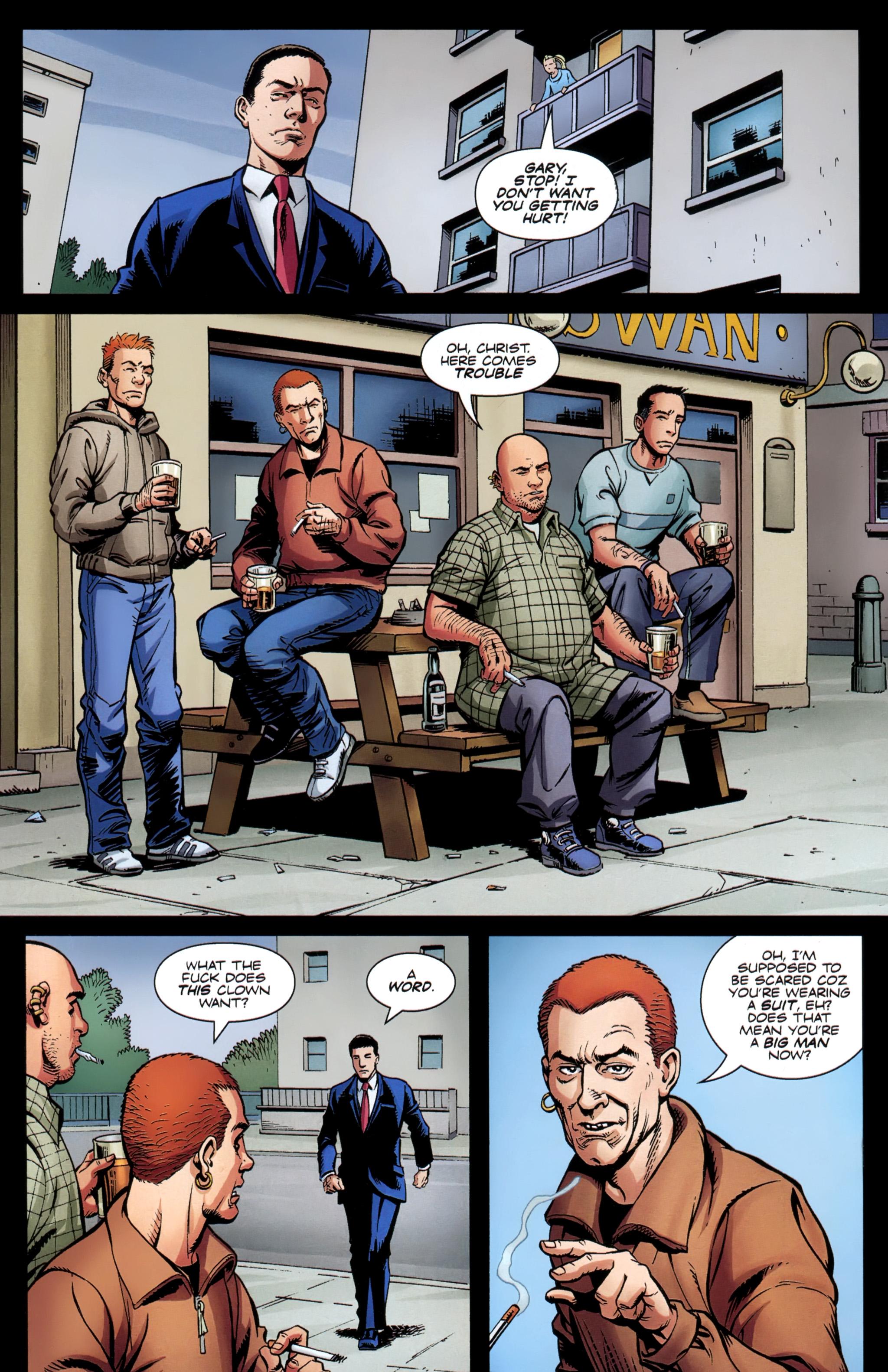 Read online Secret Service comic -  Issue #4 - 25