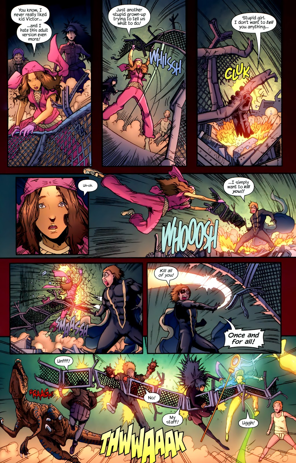 Read online What If? Secret Wars comic -  Issue # Full - 38