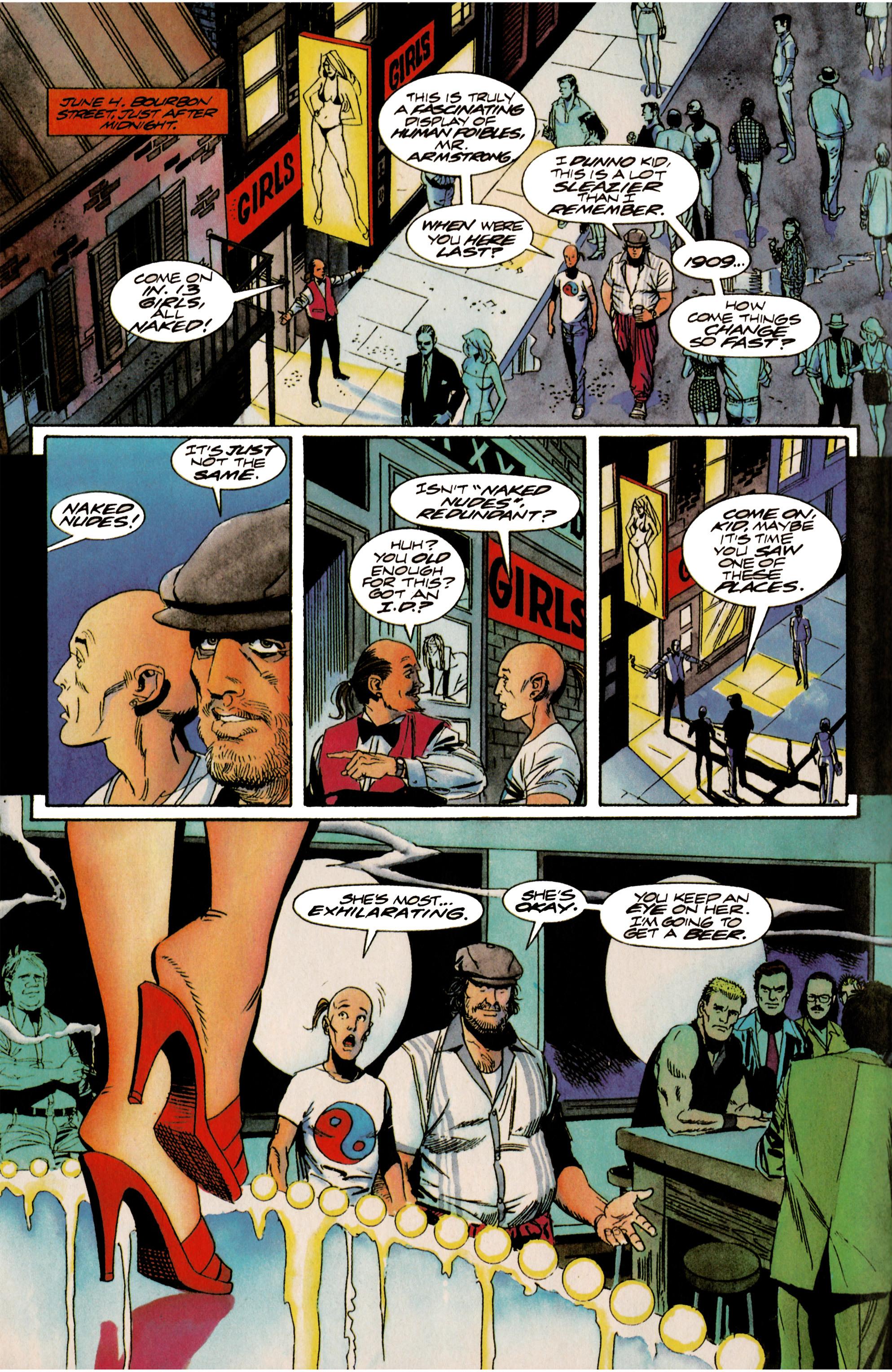 Read online Shadowman (1992) comic -  Issue #17 - 6