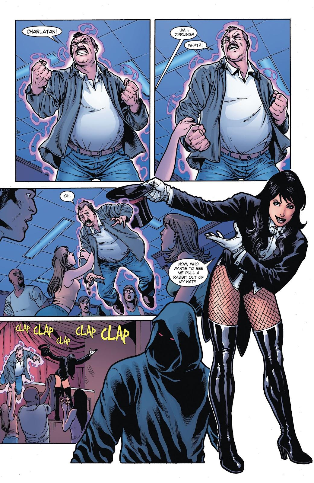 Read online Smallville Season 11 [II] comic -  Issue # TPB 8 - 12