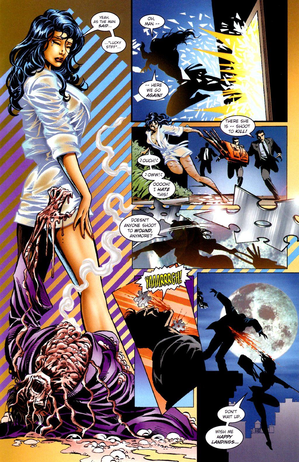 Read online Jade Warriors comic -  Issue #2 - 20