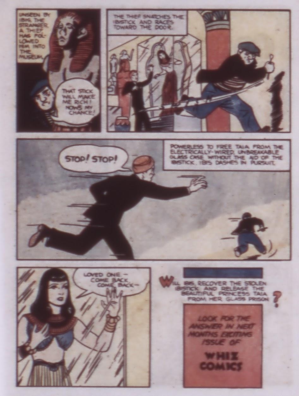 WHIZ Comics #1 #156 - English 23