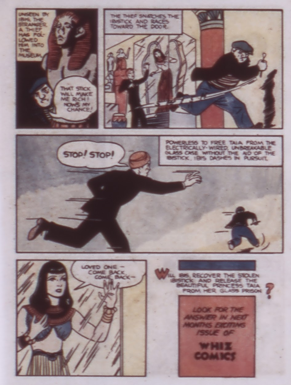 Read online WHIZ Comics comic -  Issue #1 - 23