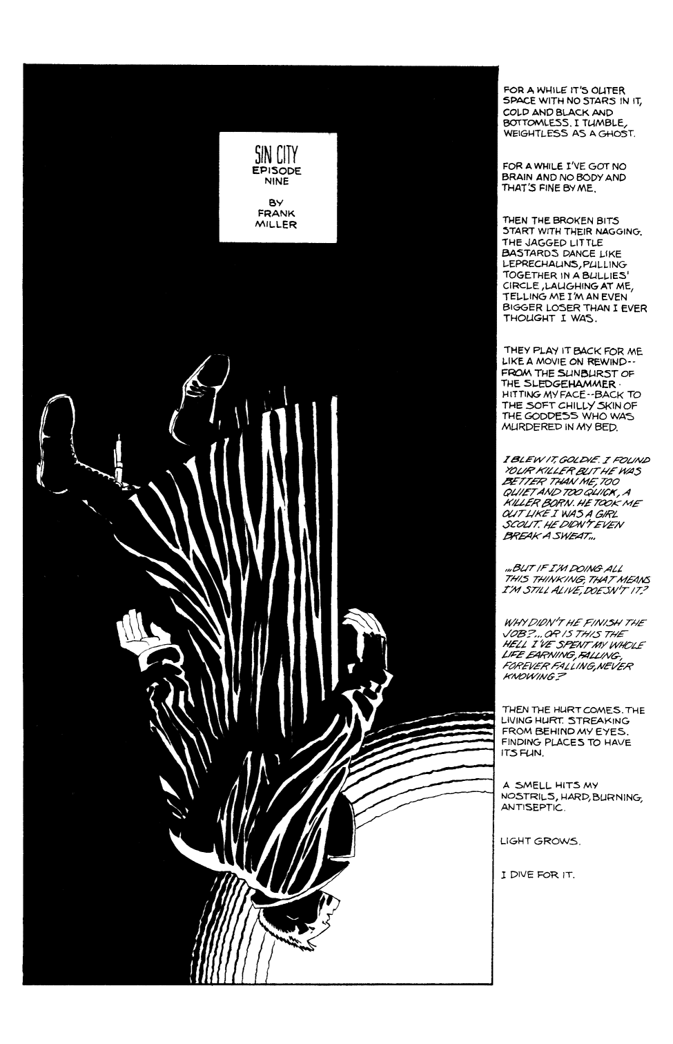 Sin City 9 Page 1