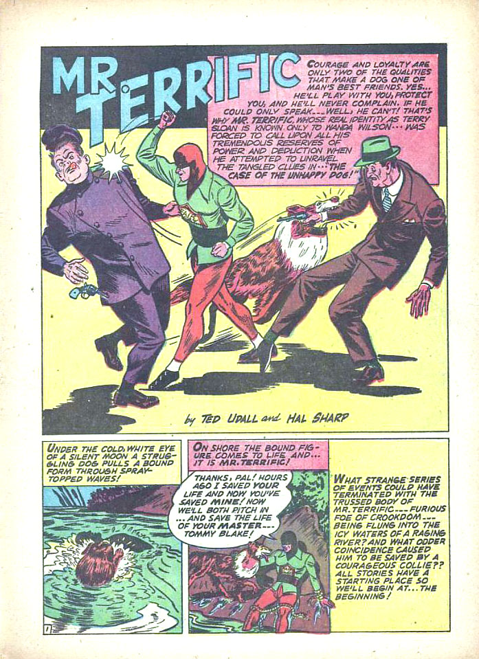 Read online Sensation (Mystery) Comics comic -  Issue #16 - 39