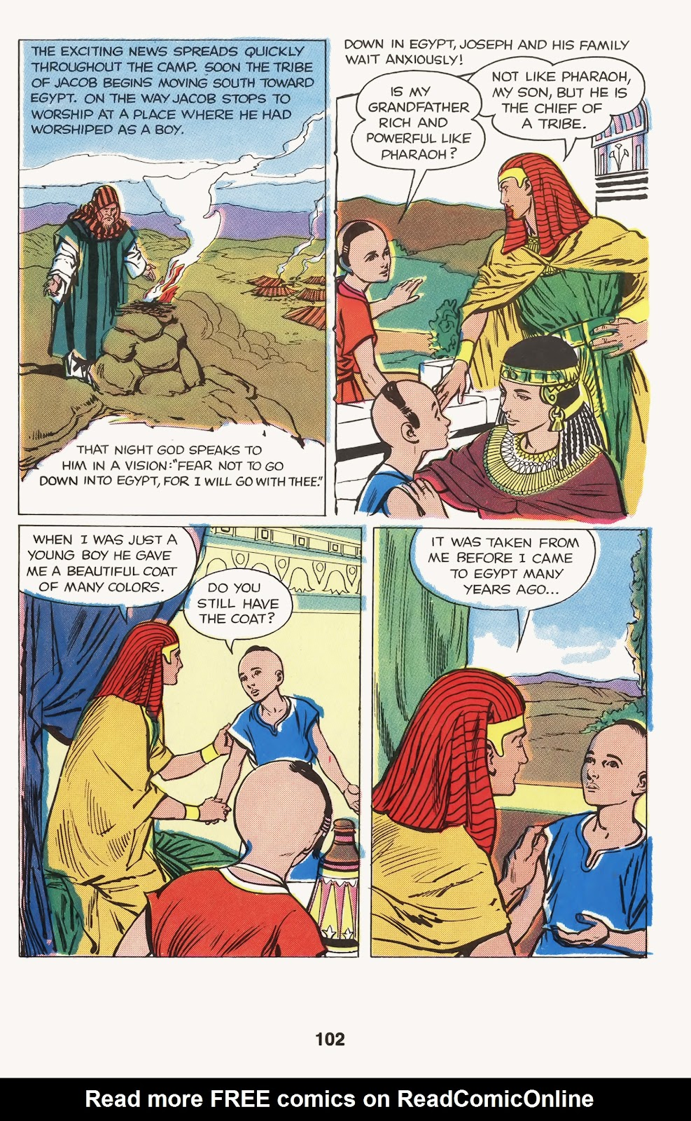 The Picture Bible issue TPB (Part 2) - Page 5