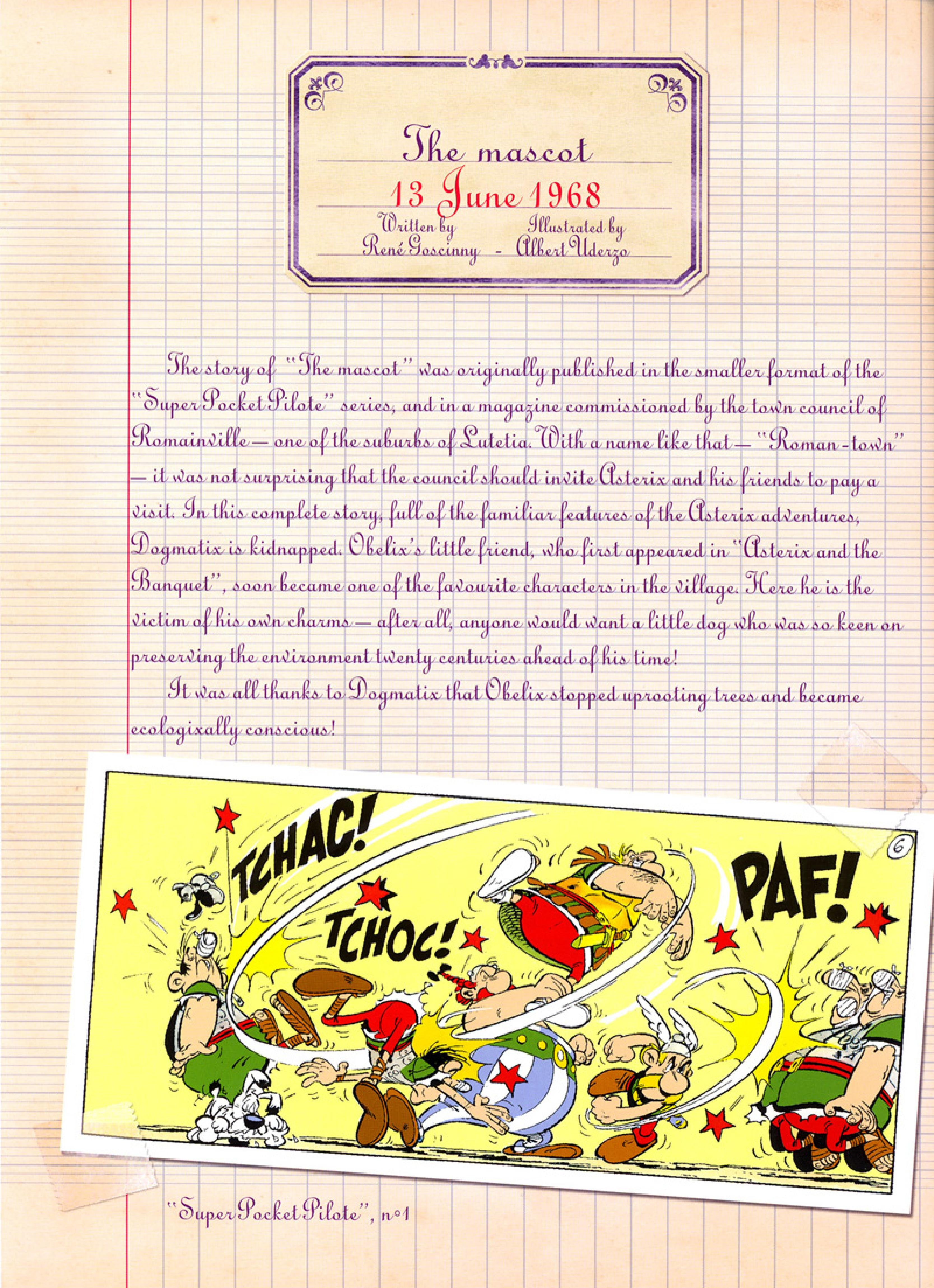 Read online Asterix comic -  Issue #32 - 43