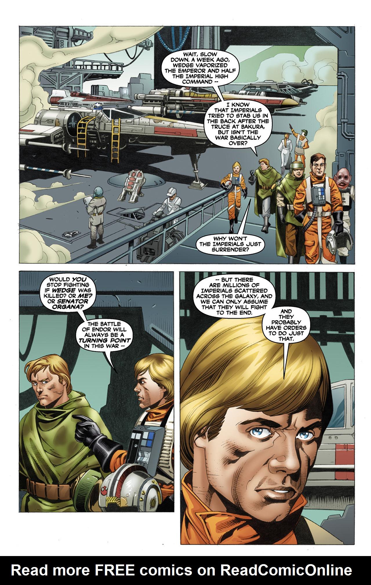 Read online Star Wars Omnibus comic -  Issue # Vol. 1 - 20