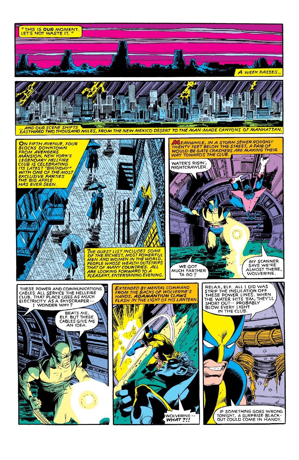 Read online X-Men Milestones: Dark Phoenix Saga comic -  Issue # TPB (Part 1) - 65
