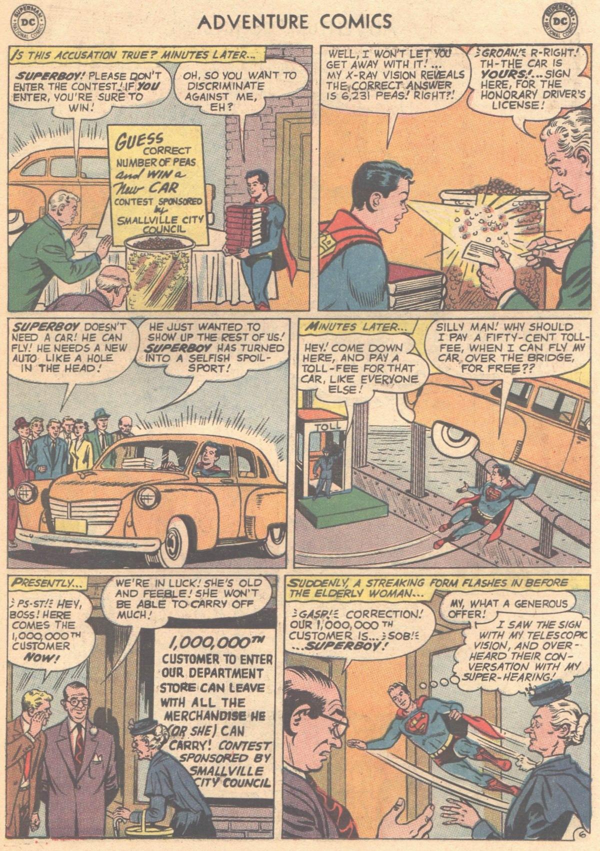 Read online Adventure Comics (1938) comic -  Issue #333 - 24