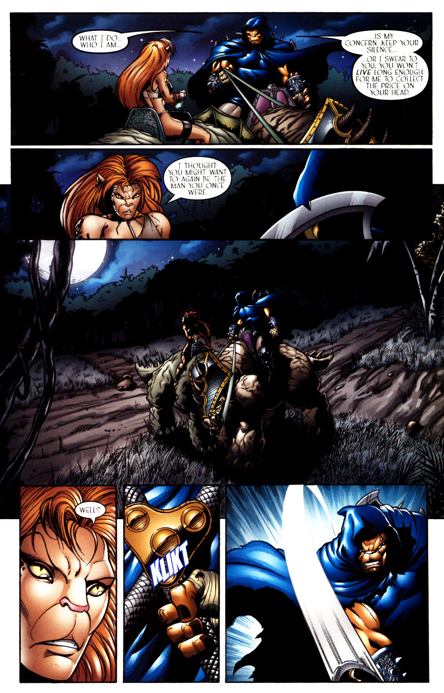 Read online Scion comic -  Issue #11 - 29