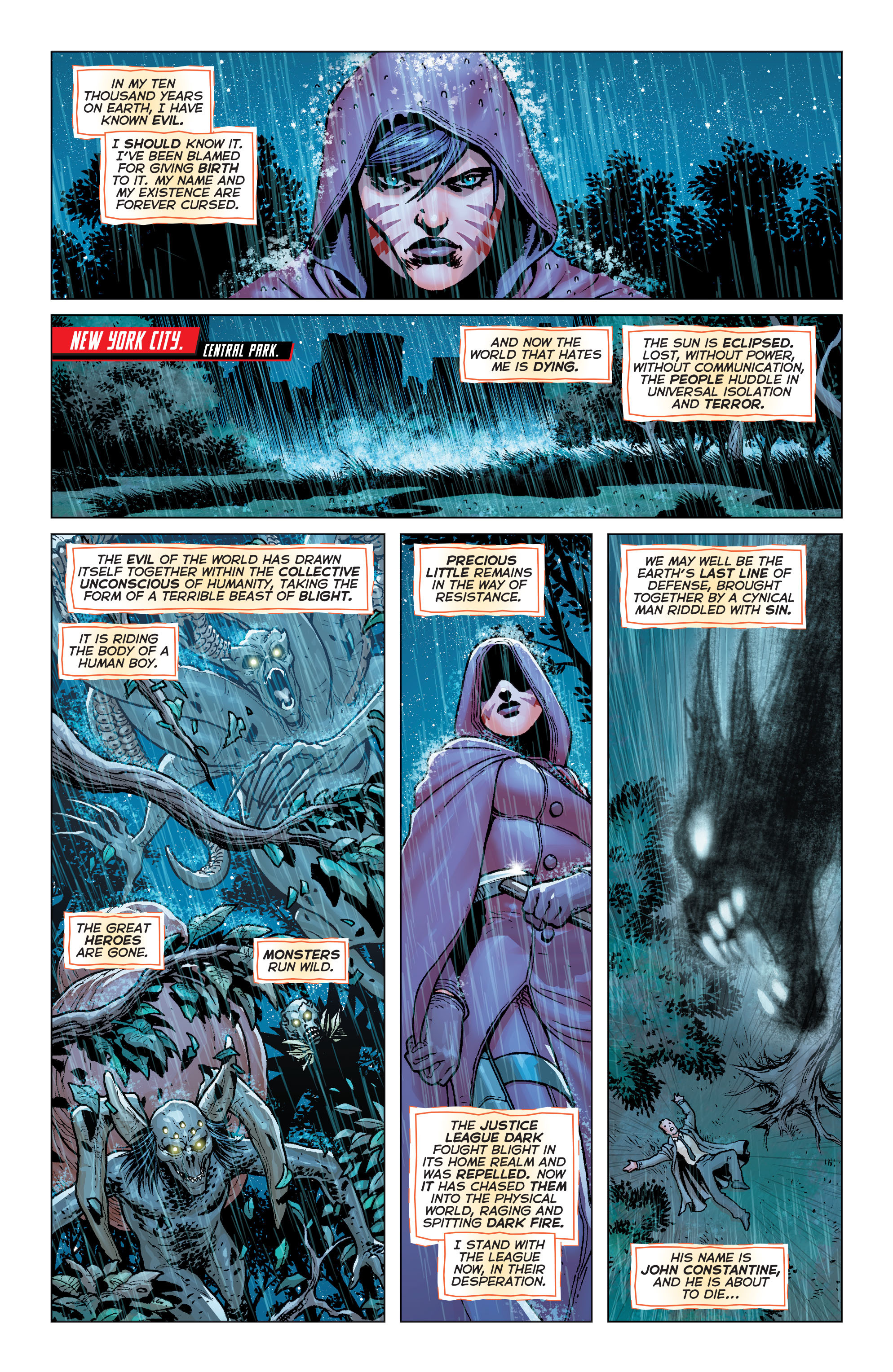 Read online Trinity of Sin: Pandora comic -  Issue #6 - 2