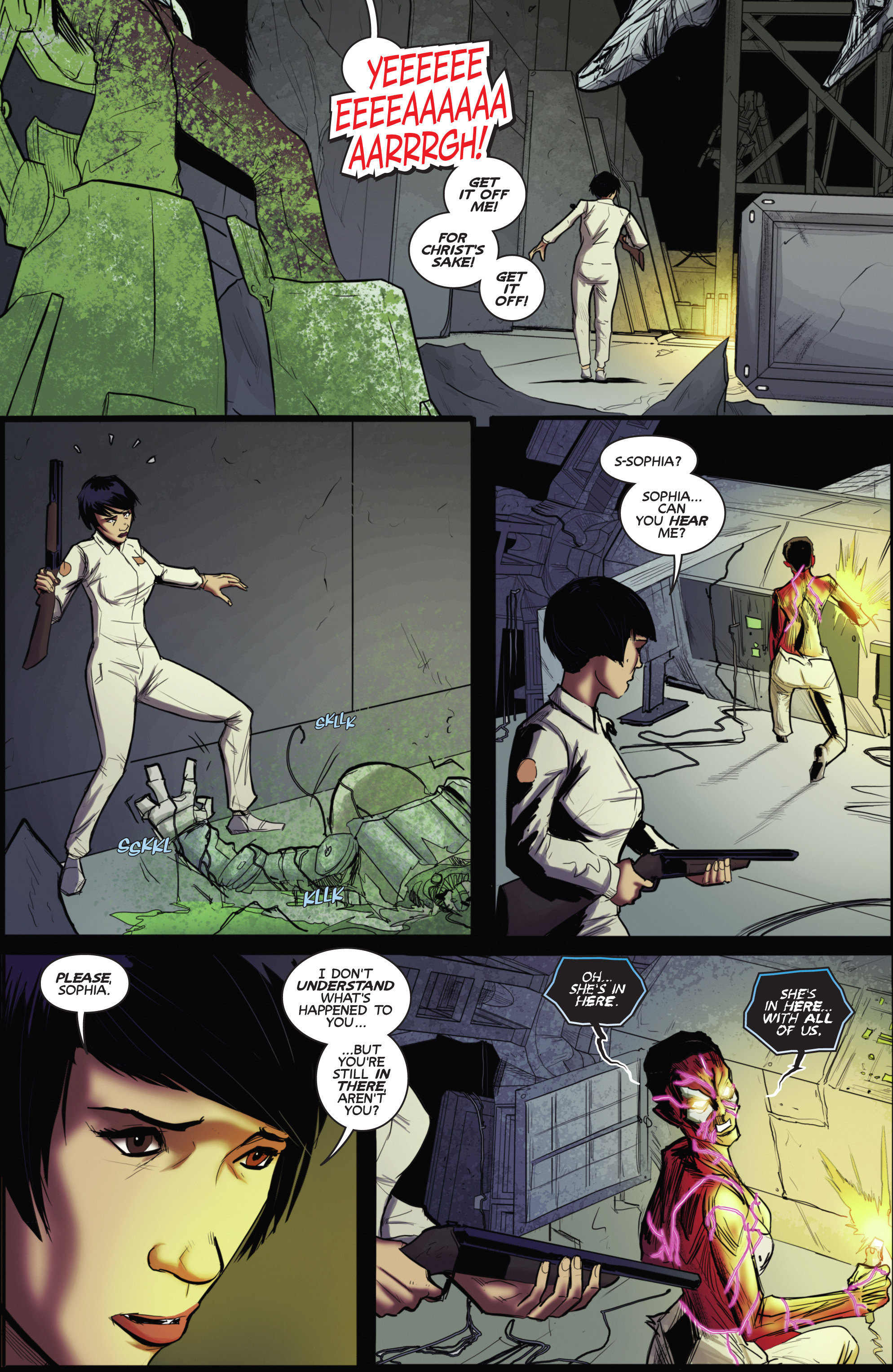 Read online Army of Darkness (2014) comic -  Issue #4 - 12