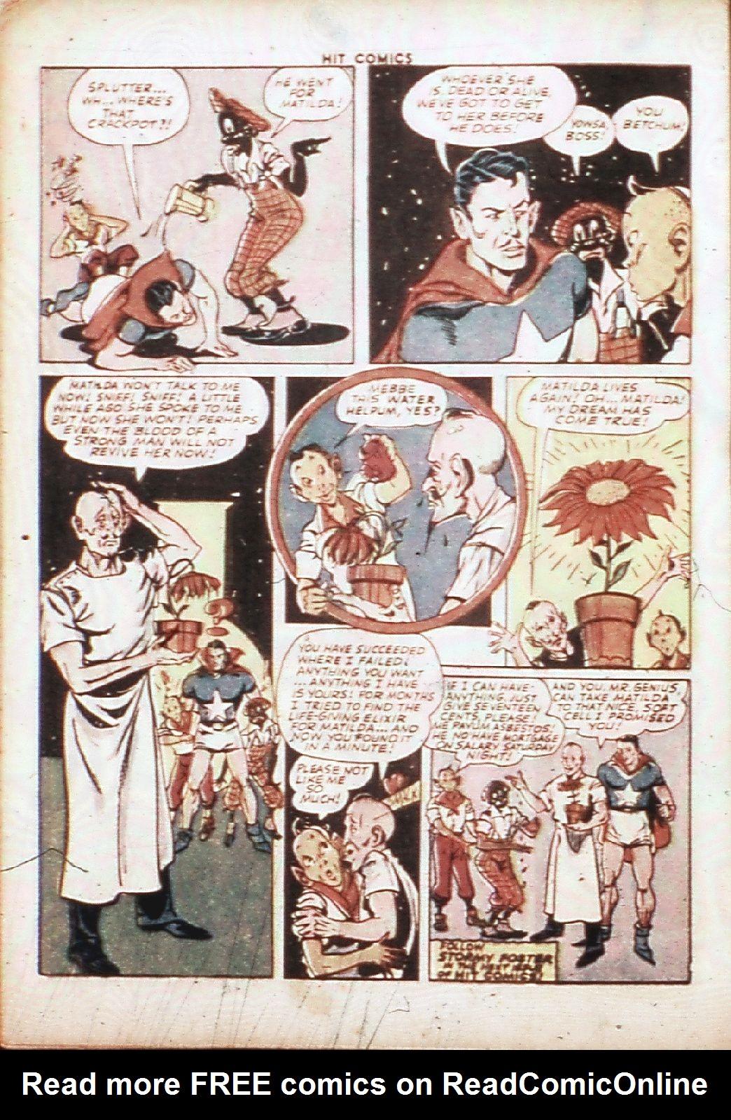 Read online Hit Comics comic -  Issue #30 - 45