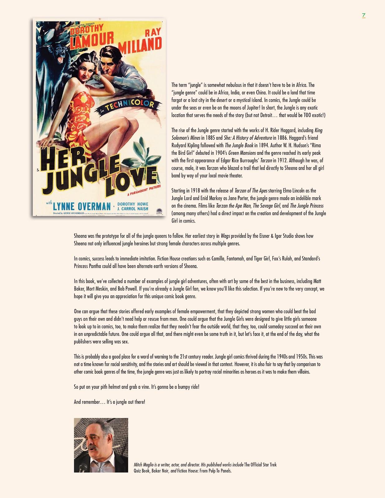 Read online Jungle Girls comic -  Issue # TPB (Part 1) - 9