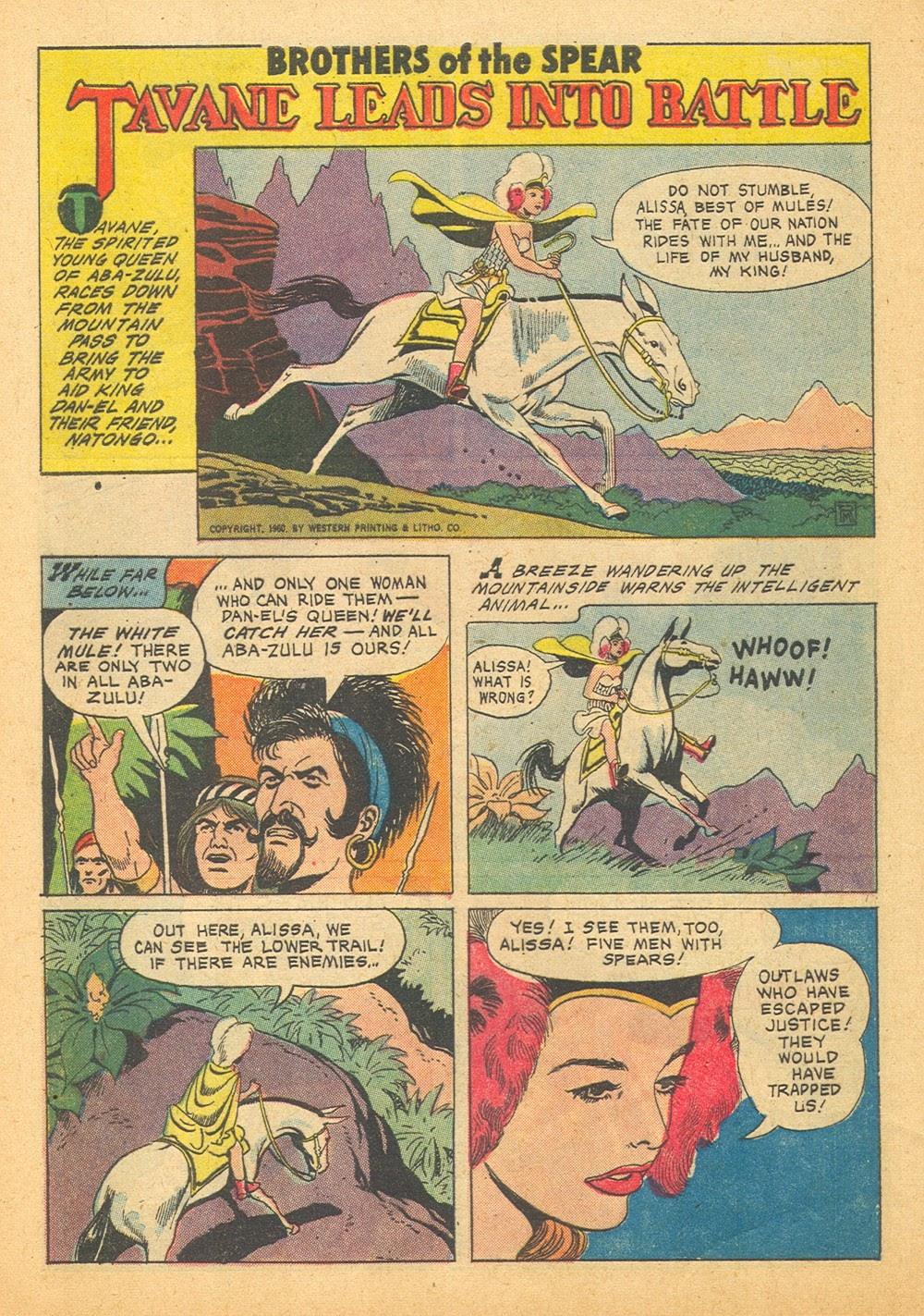 Tarzan (1948) issue 121 - Page 28