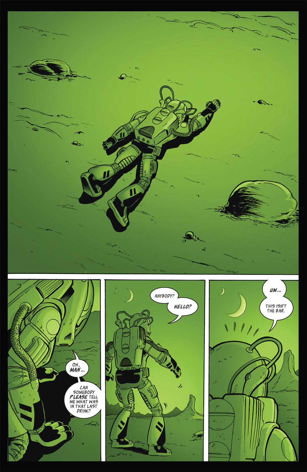 Read online Nightmare World comic -  Issue # Vol. 1 Thirteen Tales of Terror - 90