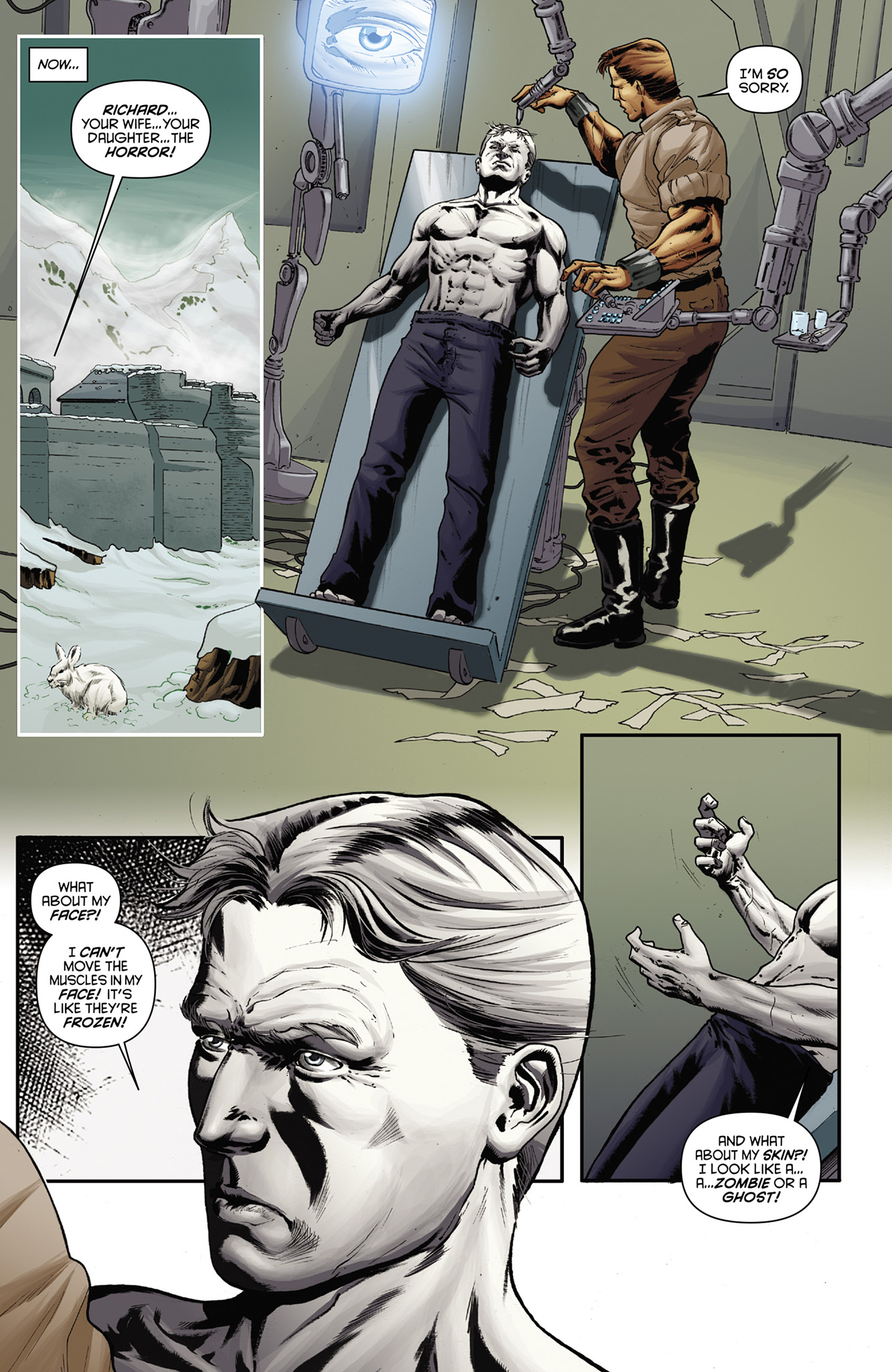 Read online Justice, Inc. comic -  Issue #3 - 15