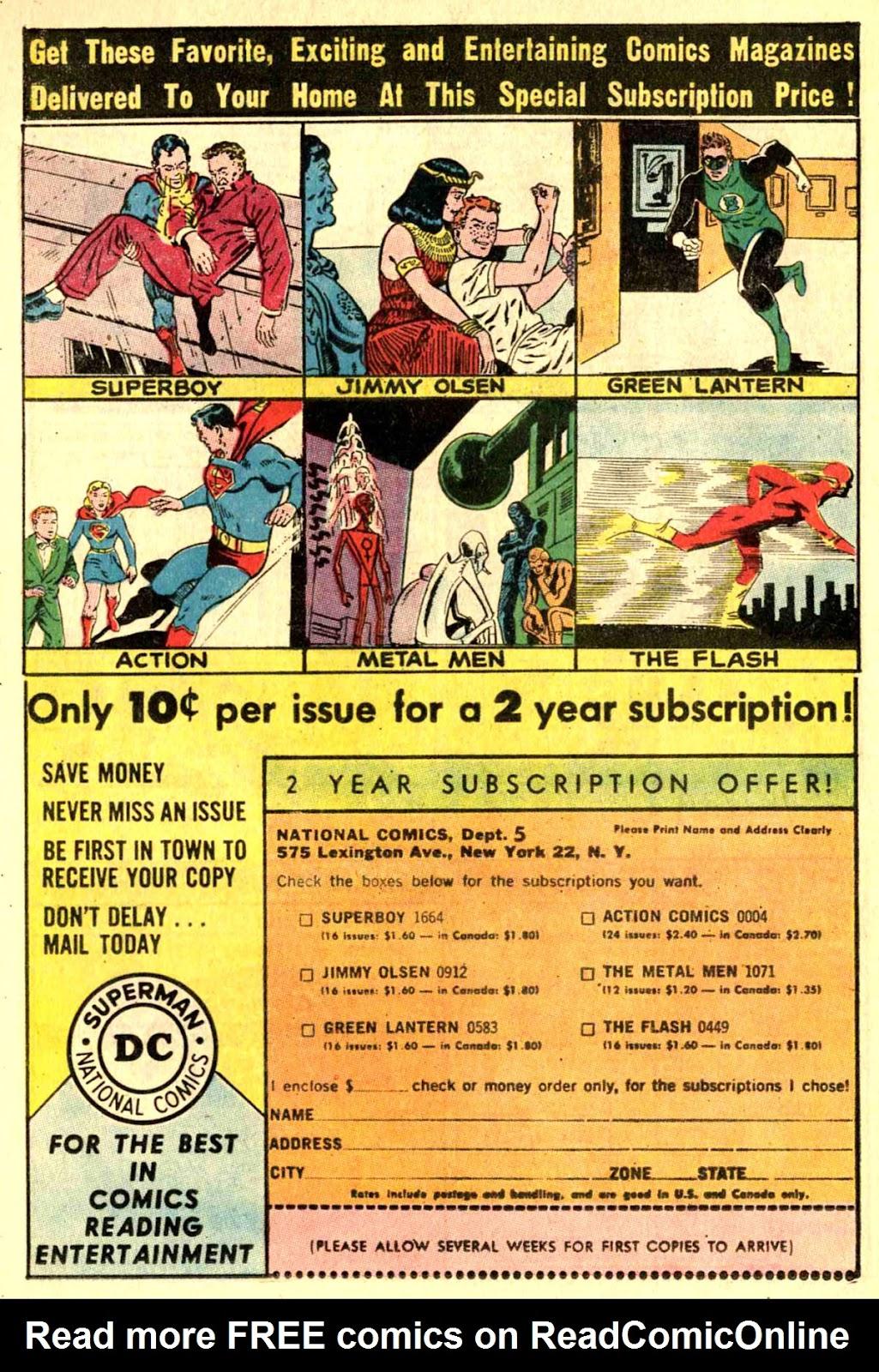 Green Lantern (1960) Issue #24 #27 - English 32