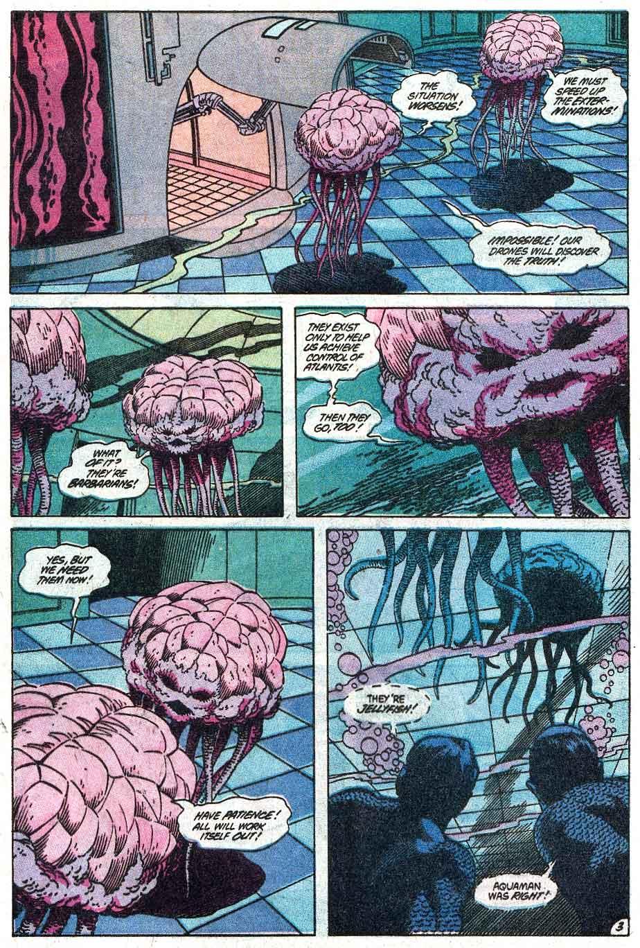 Read online Aquaman (1989) comic -  Issue #3 - 4