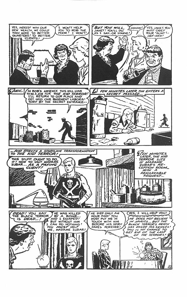 Read online Men of Mystery Comics comic -  Issue #40 - 15