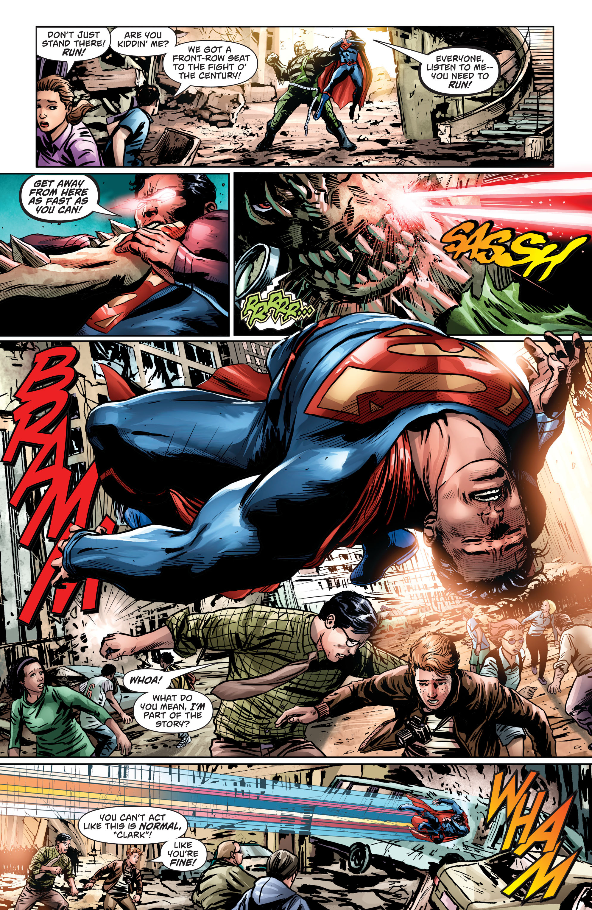 Read online Action Comics (2016) comic -  Issue #958 - 9