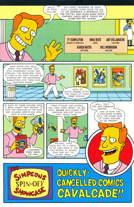 Read online Simpsons Comics comic -  Issue #112 - 2