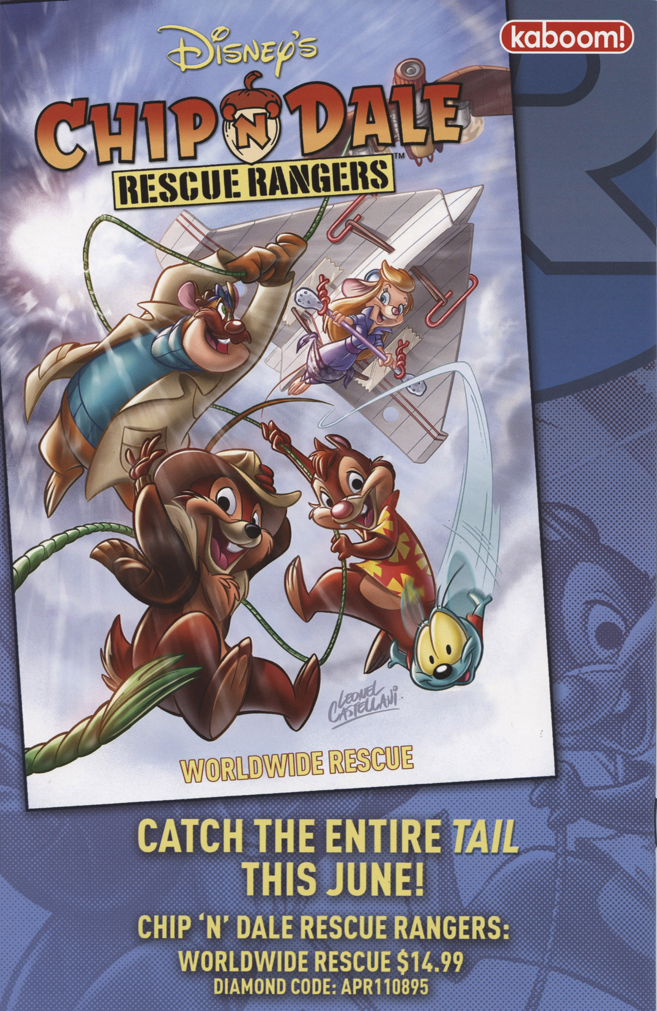Read online Mickey Mouse (2011) comic -  Issue #308 - 28