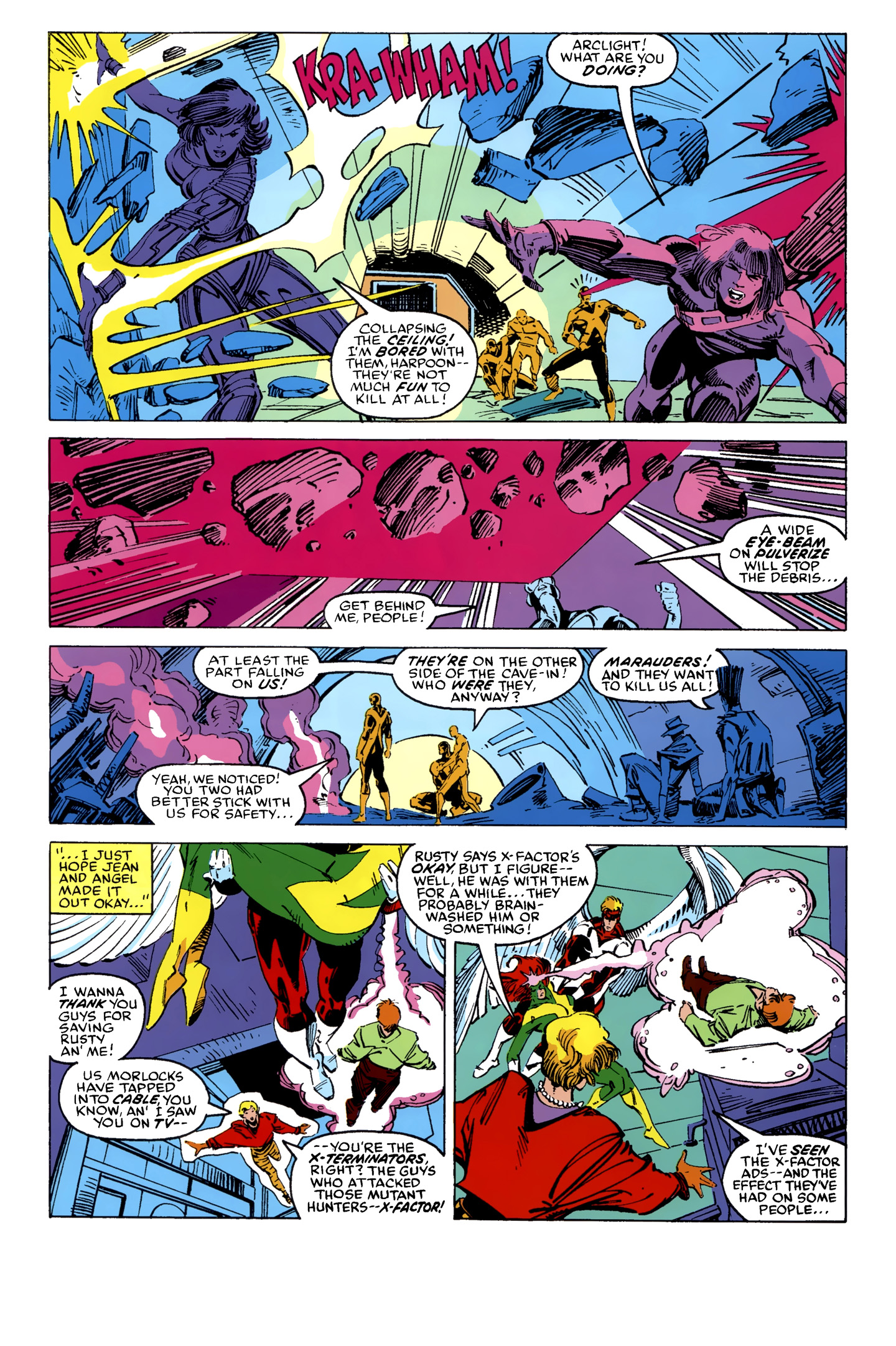 Read online X-Factor (1986) comic -  Issue #10 - 7