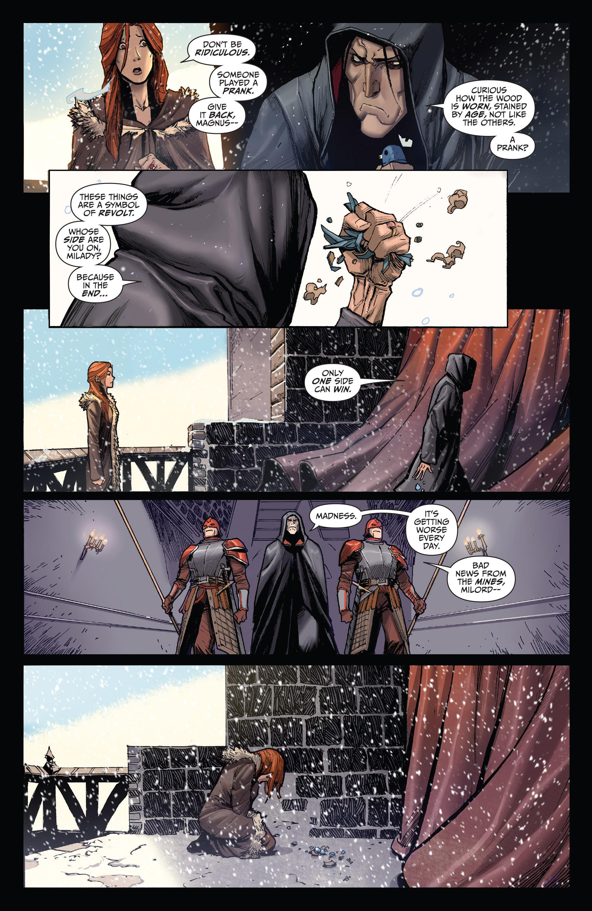 Read online Klaus comic -  Issue #3 - 12