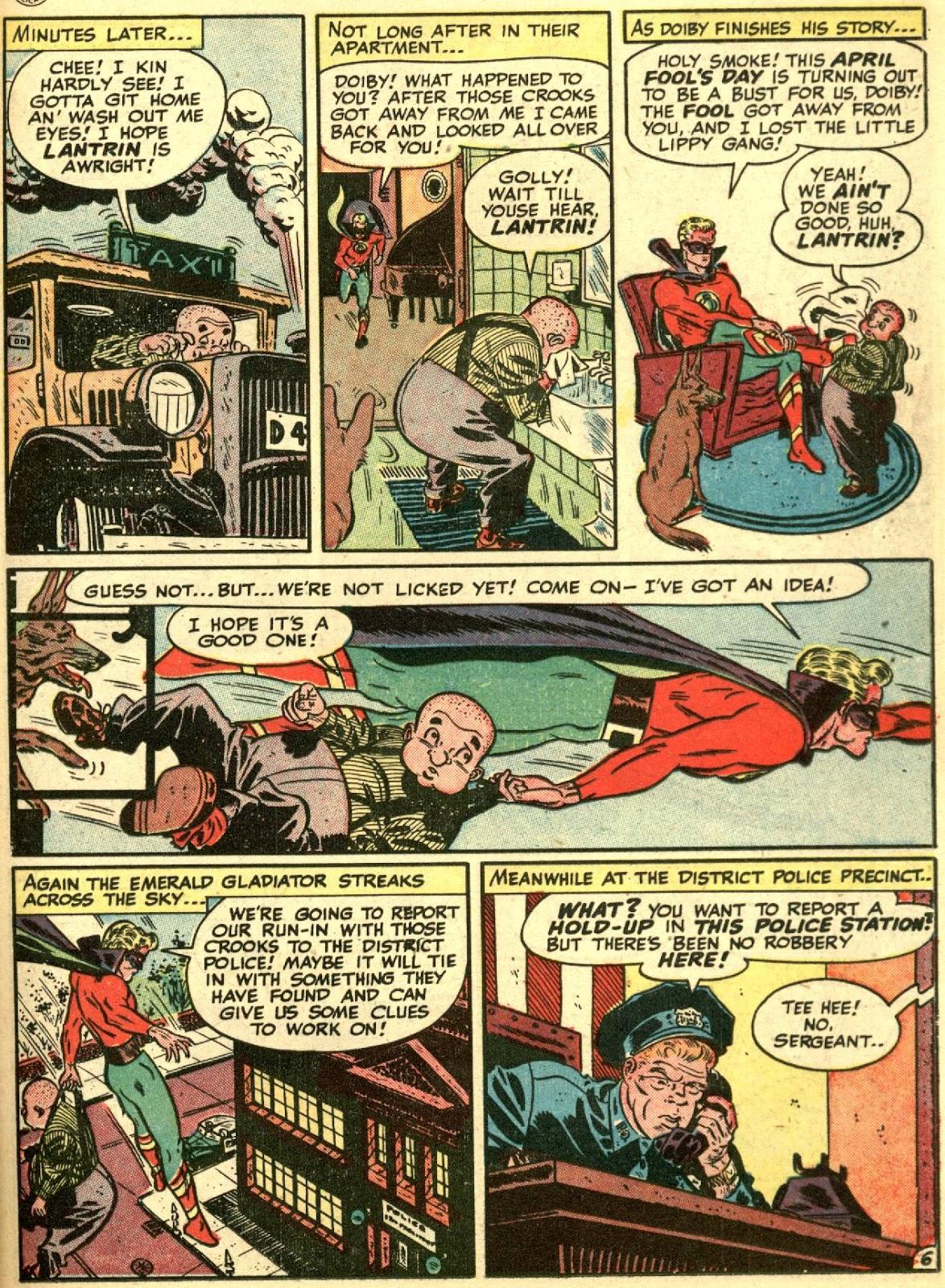 Comic Cavalcade issue 27 - Page 35