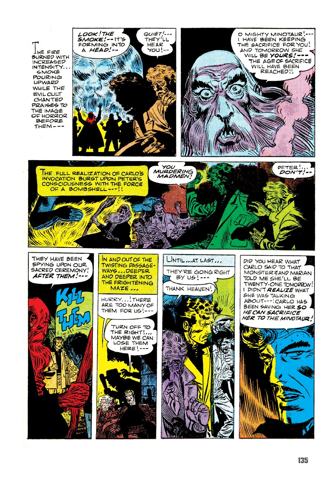 Read online The Joe Kubert Archives comic -  Issue # TPB (Part 2) - 46