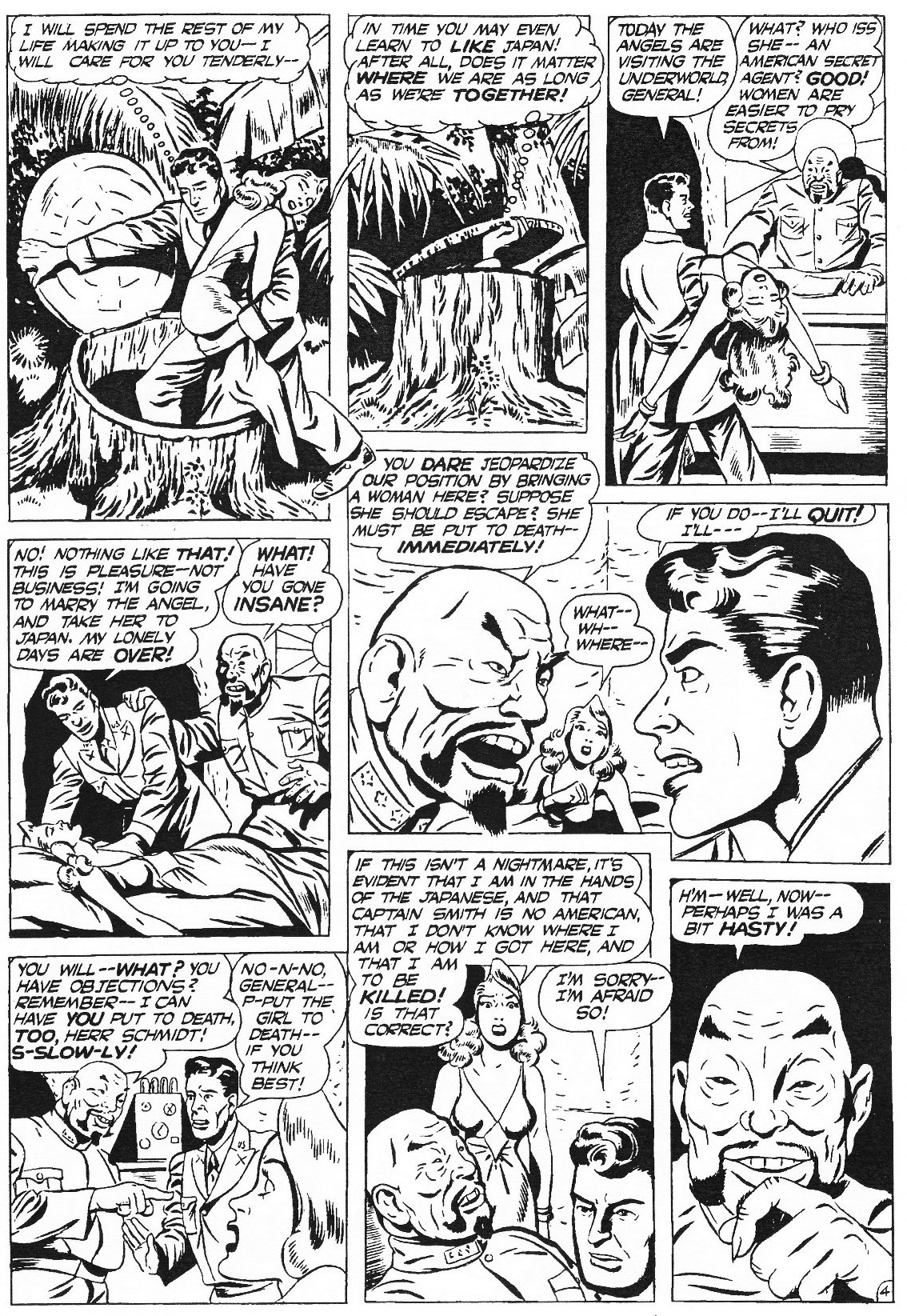 Read online Men of Mystery Comics comic -  Issue #82 - 30
